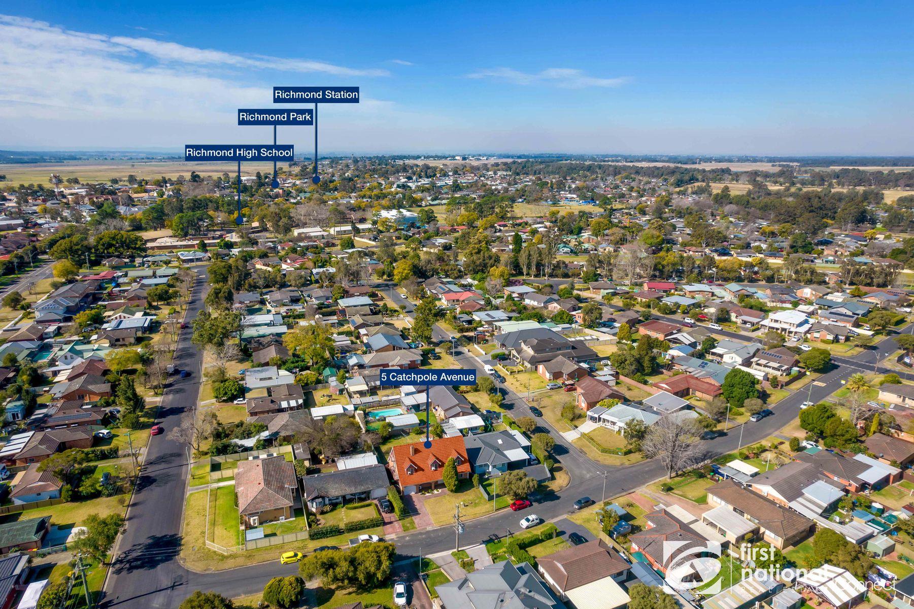 5 Catchpole Ave, Richmond, NSW 2753
