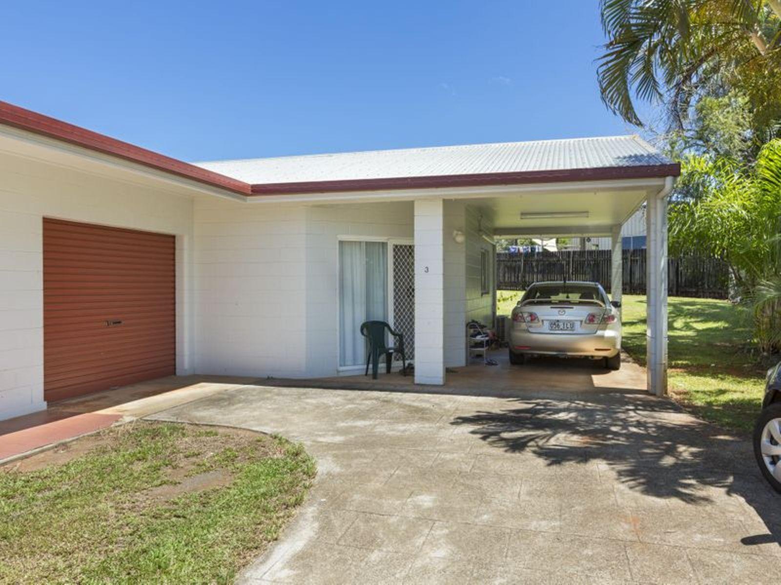 1,2 & 3 TRIPLEX/9 BELLO Drive, Innisfail, QLD 4860