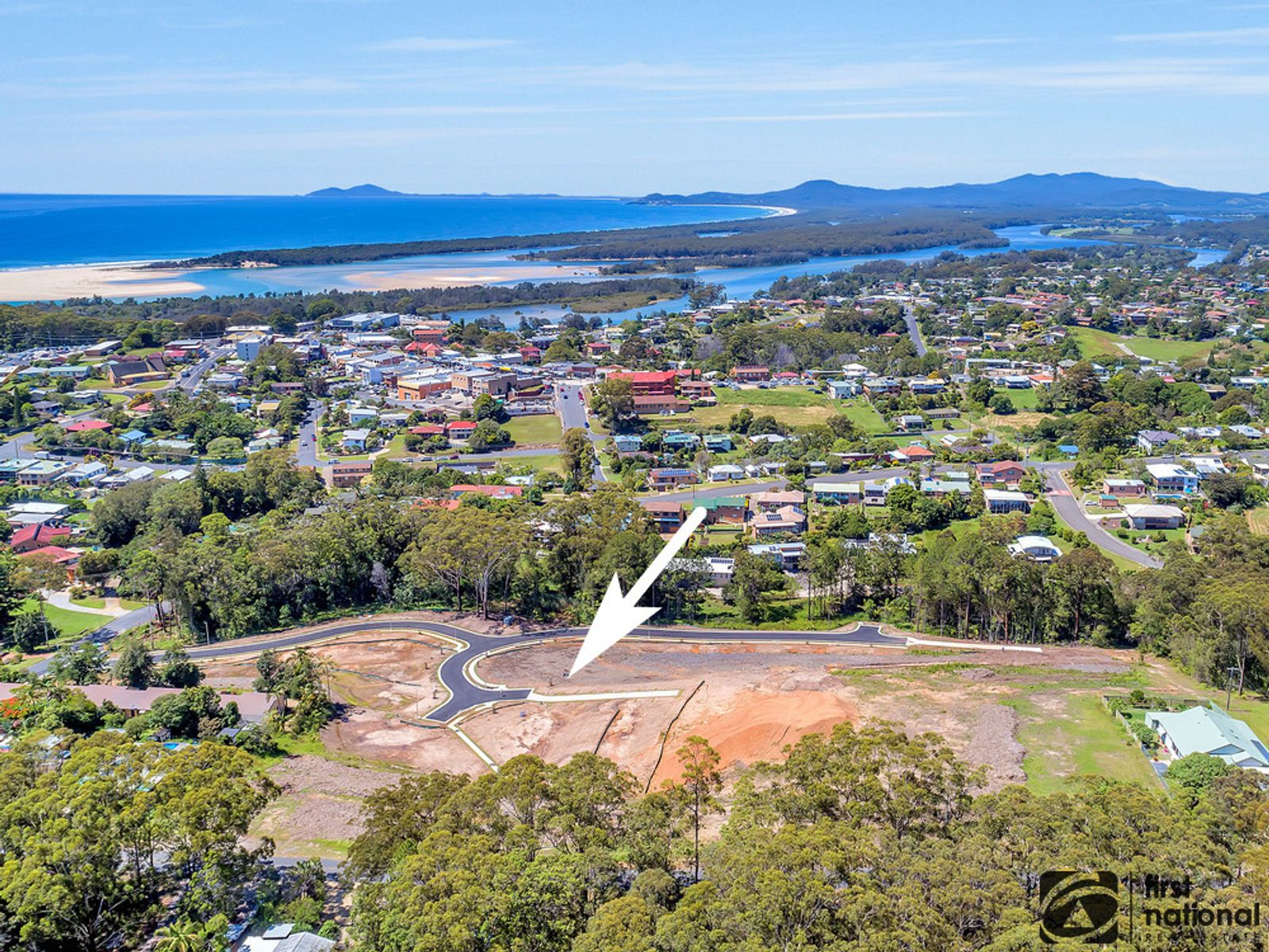 Lot 112 Newman Street 'forest Heights Estate', Nambucca Heads, NSW 2448