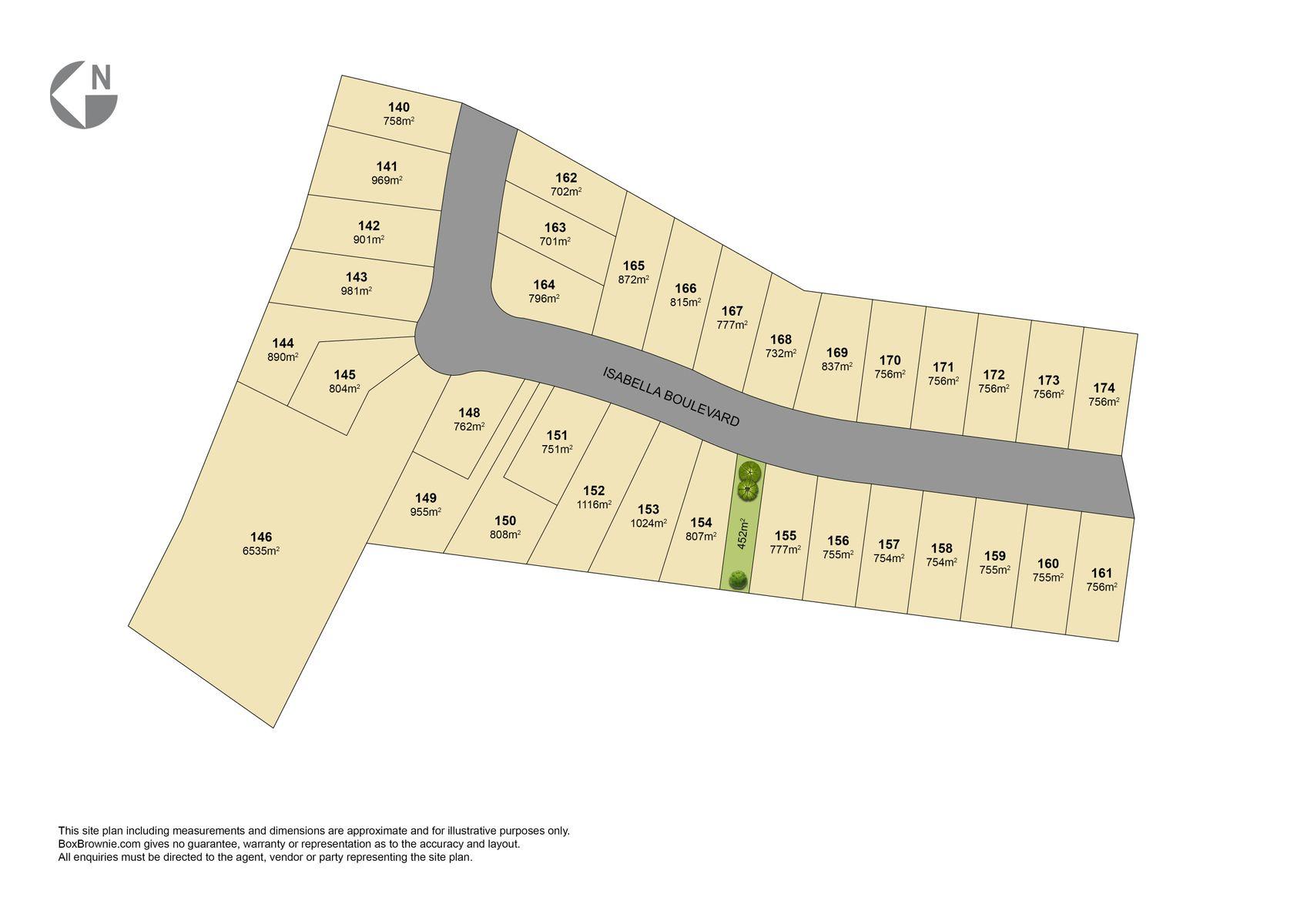 Lot 152 Isabella Boulevard, Korumburra, VIC 3950