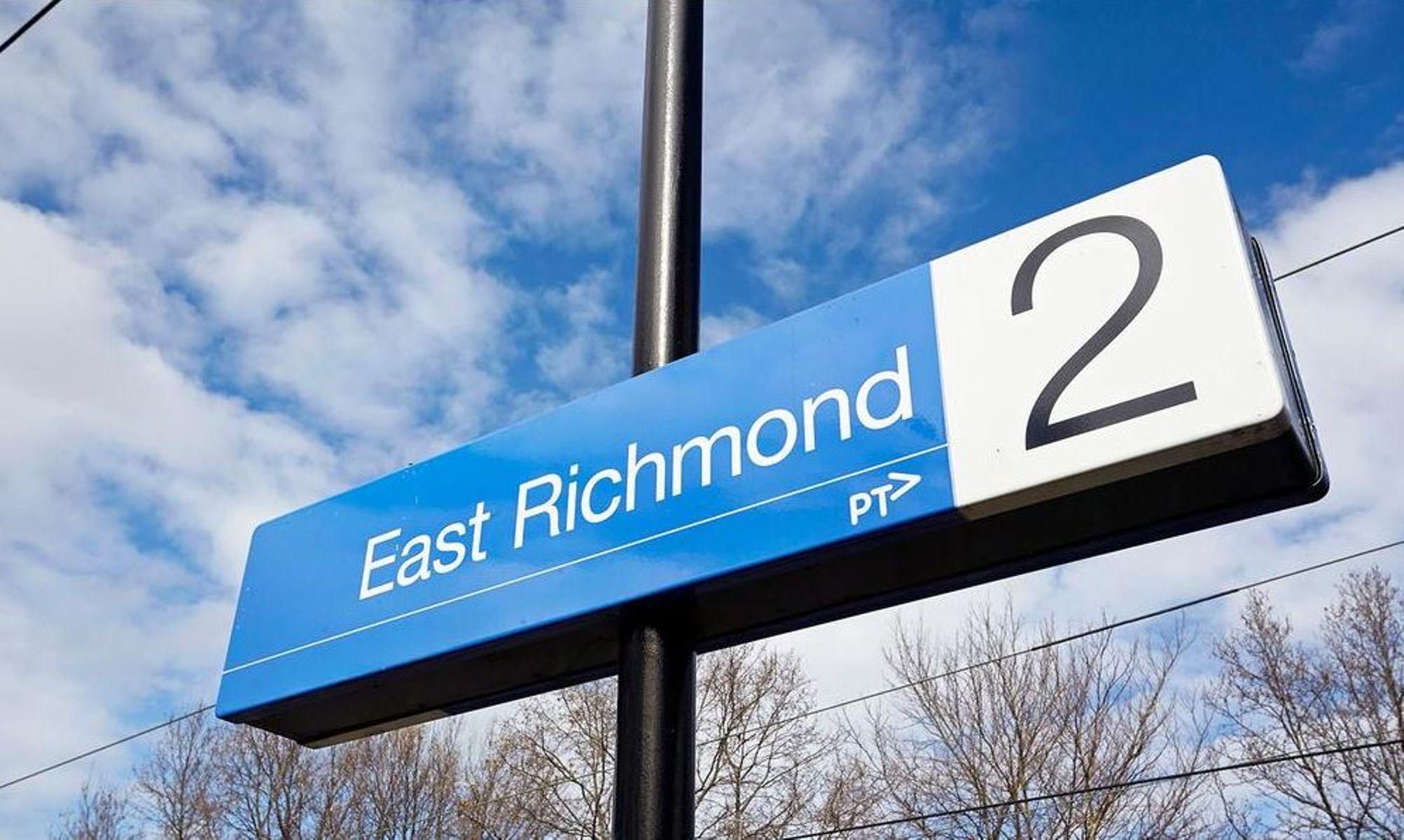 East Richmond Station1