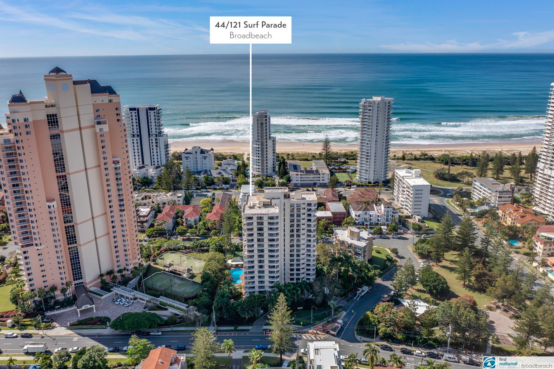 44/121 Surf Parade, Broadbeach, QLD 4218