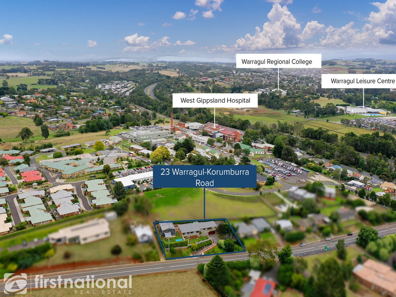23 Korumburra-Warragul Road, Warragul, VIC 3820