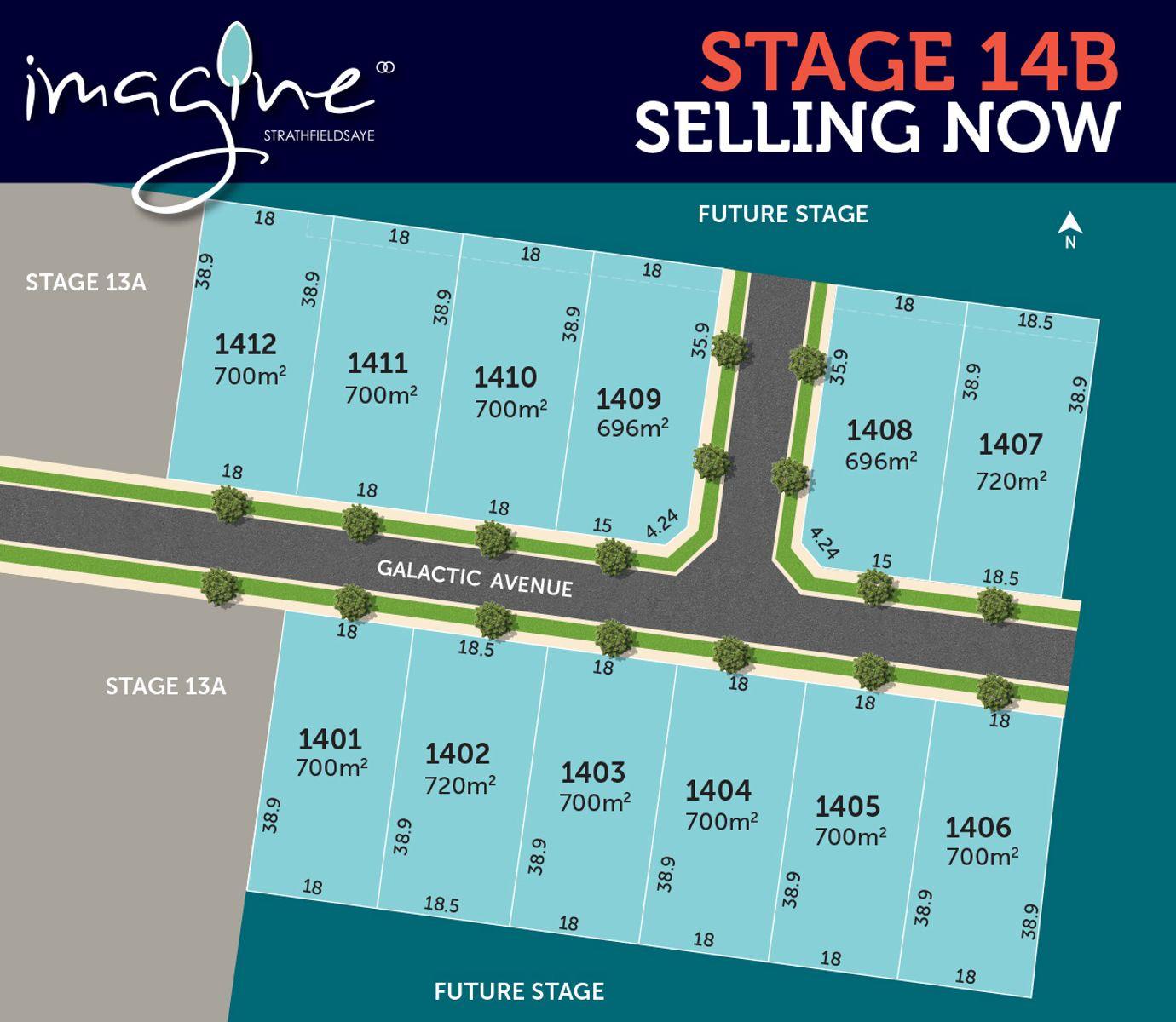 Stage 12 & 14b Imagine Estate, Strathfieldsaye, VIC 3551