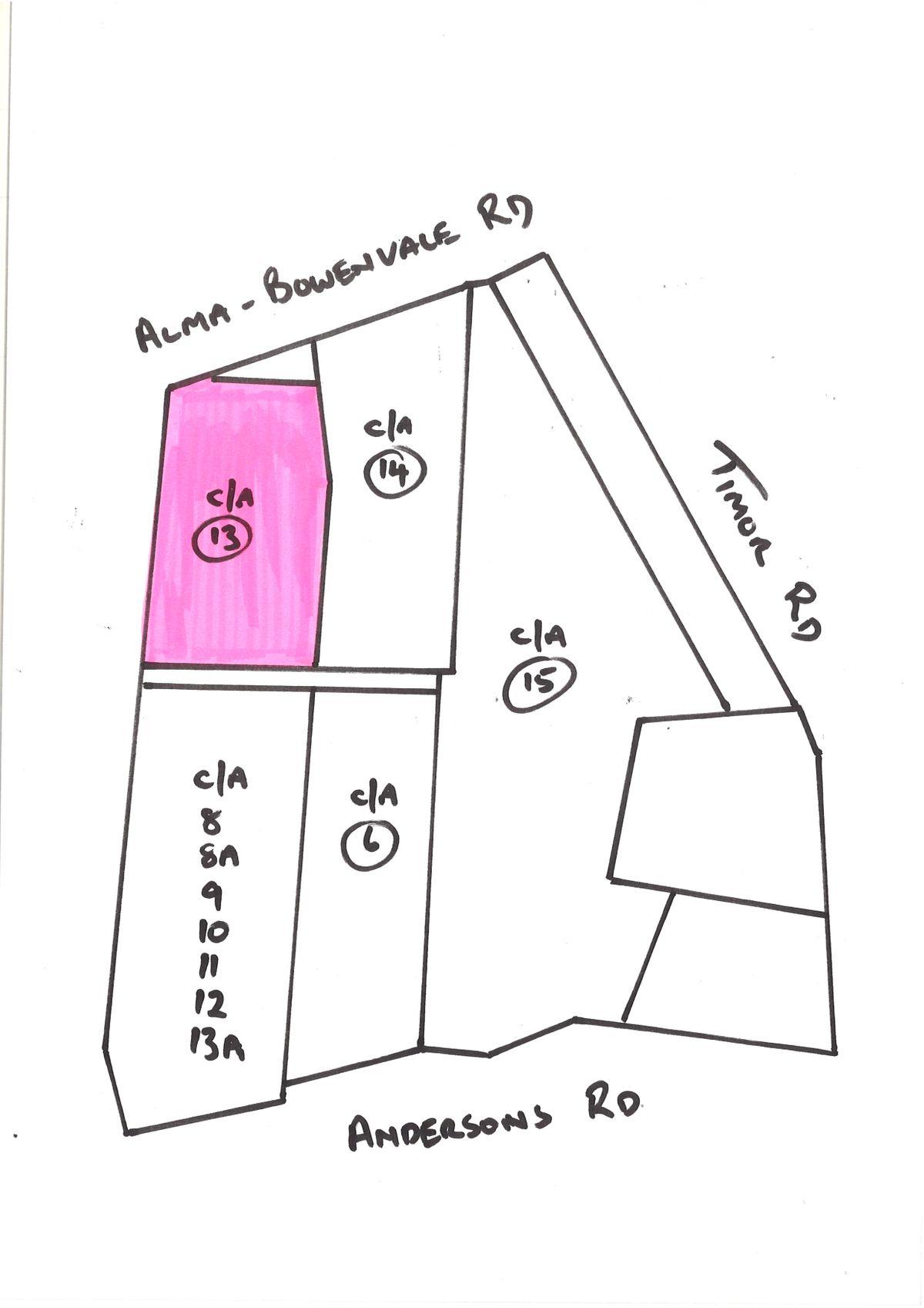 CA13 Sect 17 Alma-Bowenvale Road, Bowenvale, VIC 3465