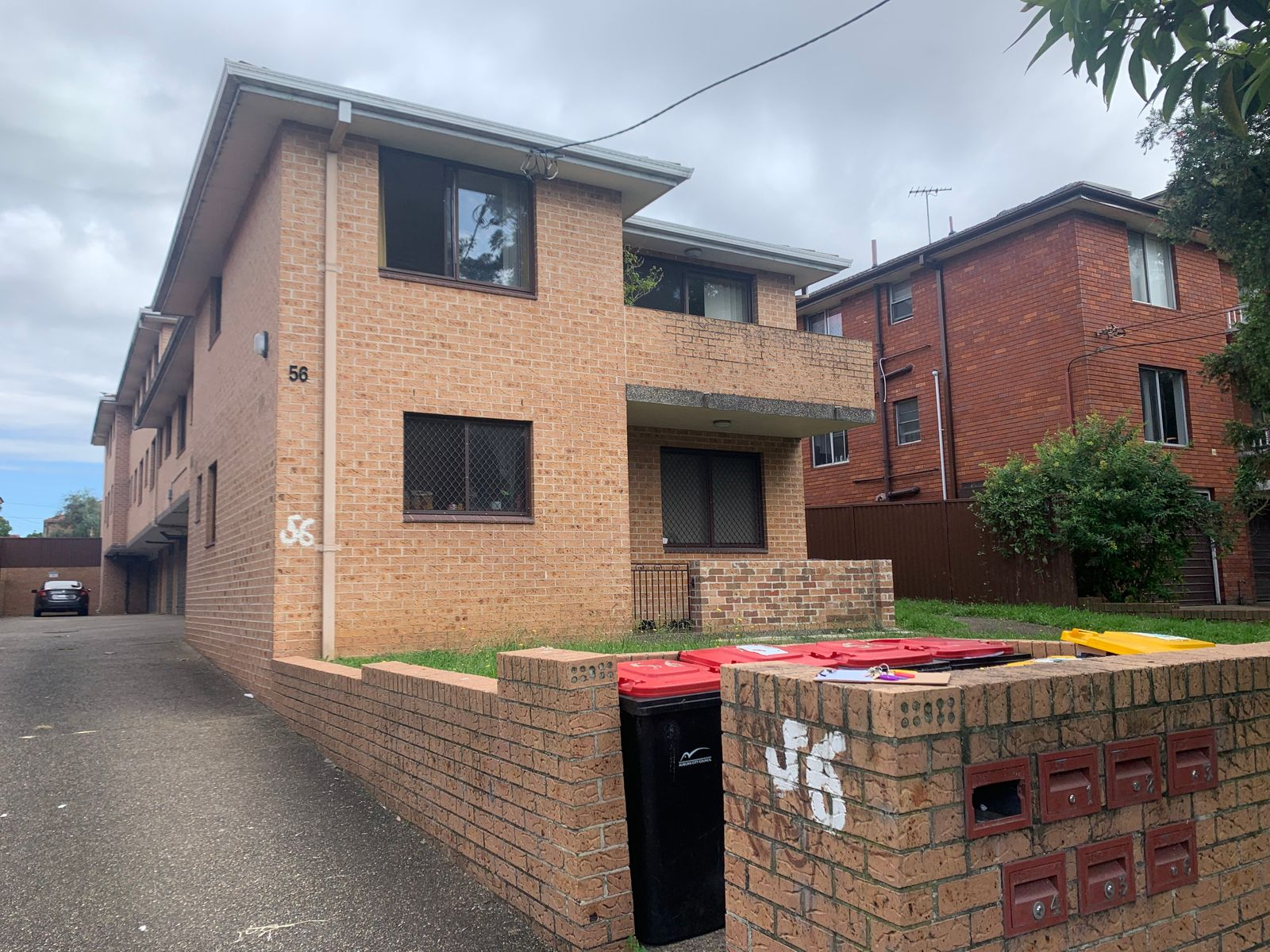 6/56 Station Rd, Auburn, NSW 2144
