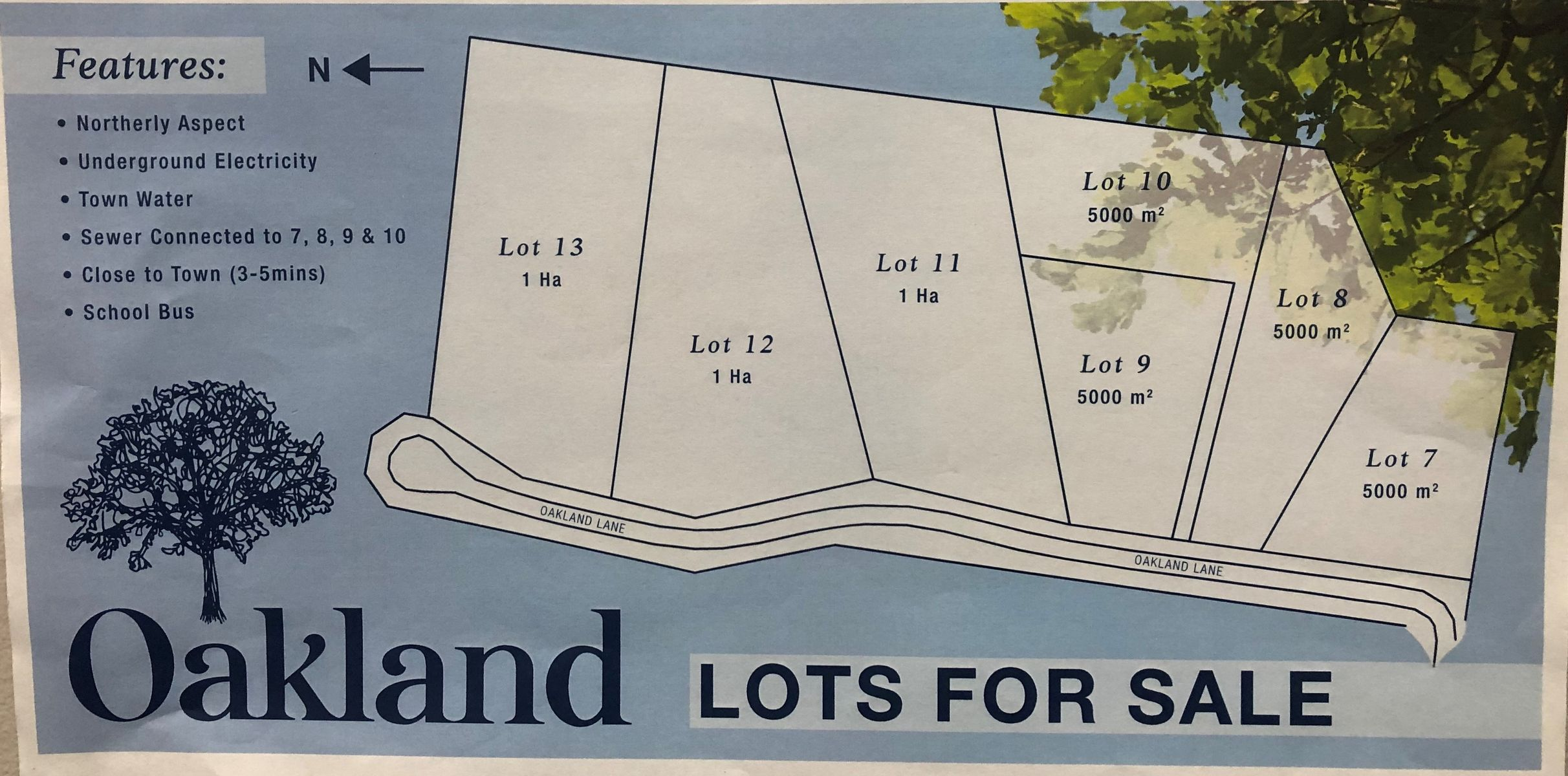 Lot 10 Oakland Lane, Inverell, NSW 2360