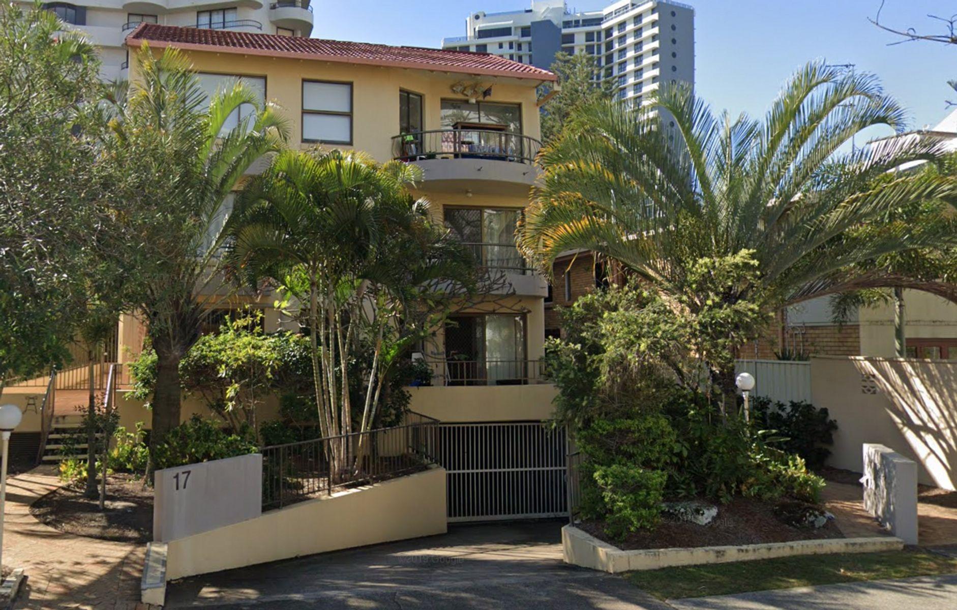6/17 Frederick Street, Surfers Paradise, QLD 4217