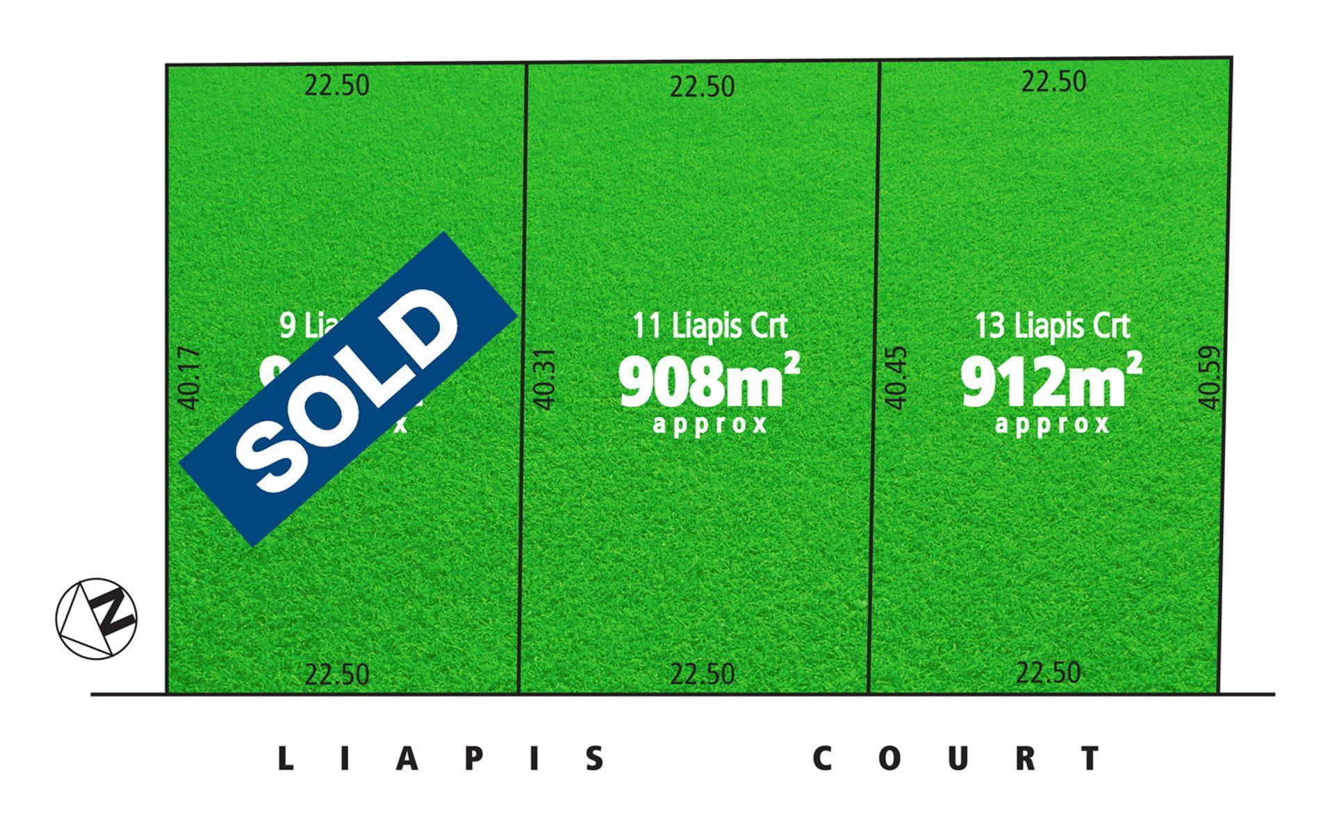 9, 11 & 13 Liapas Court, Rostrevor, SA 5073