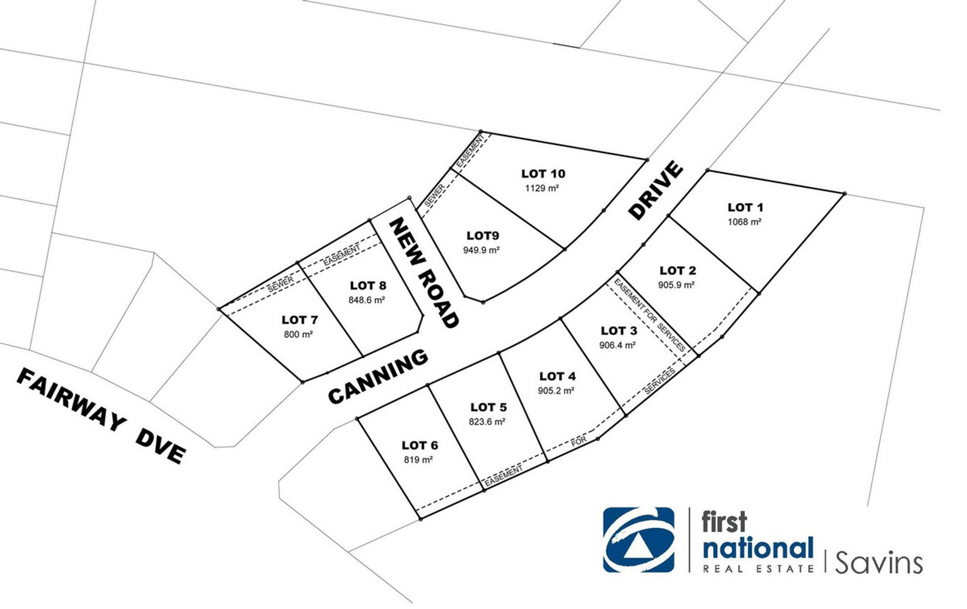 Lot 1-10 Canning Drive, Casino, NSW 2470