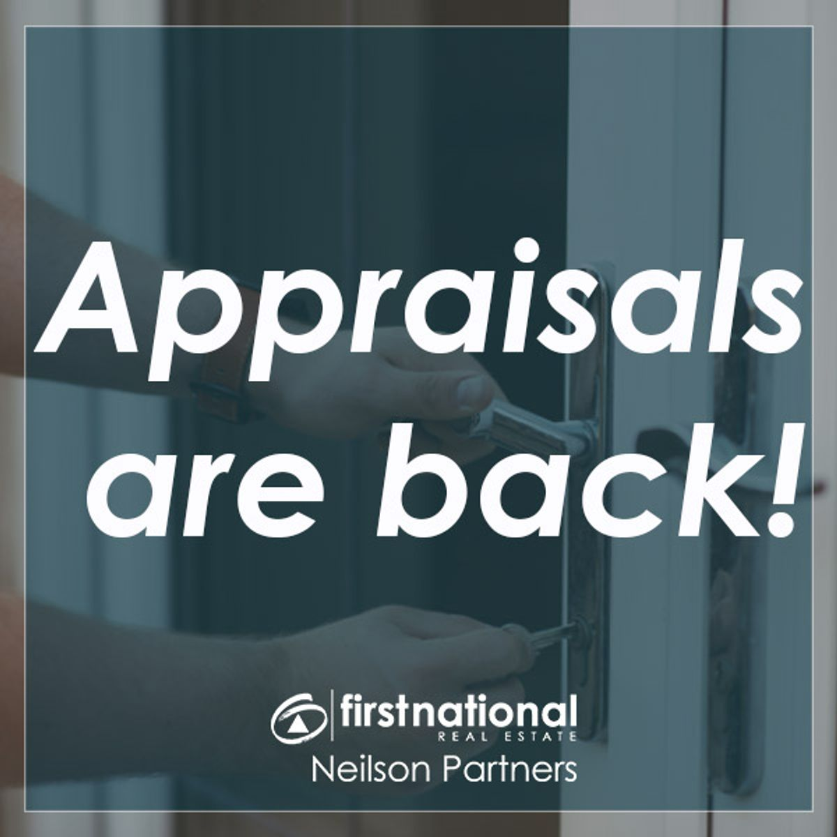 Appraisals are back