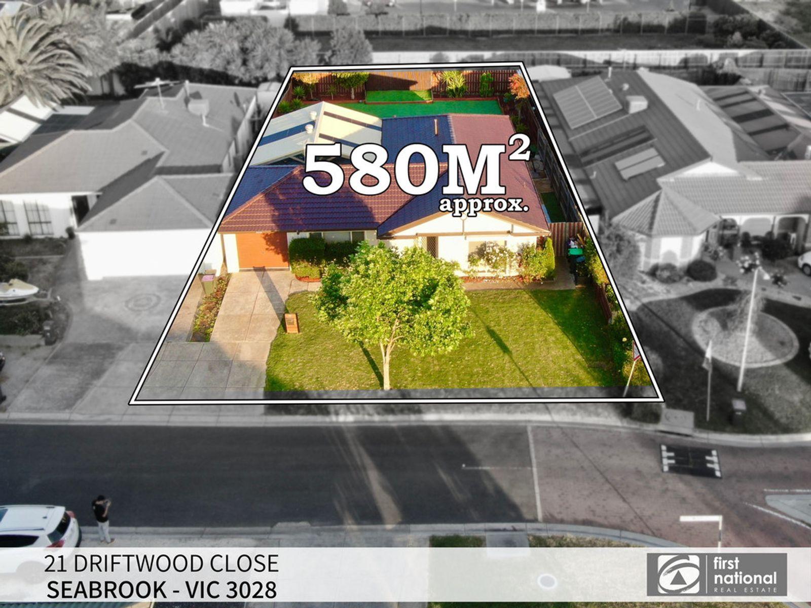 21 Driftwood Close, Seabrook, VIC 3028