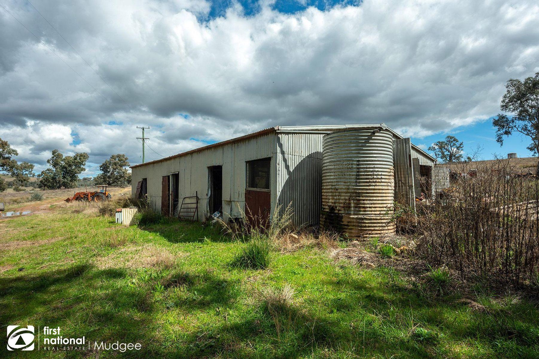 551 Gorries Lane, Goolma, NSW 2852