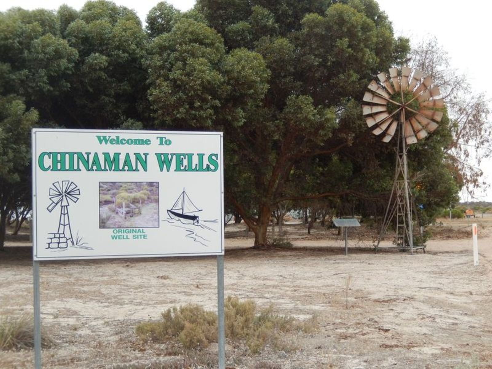 7 Chinaman Wells Road, Chinaman Wells, SA 5573