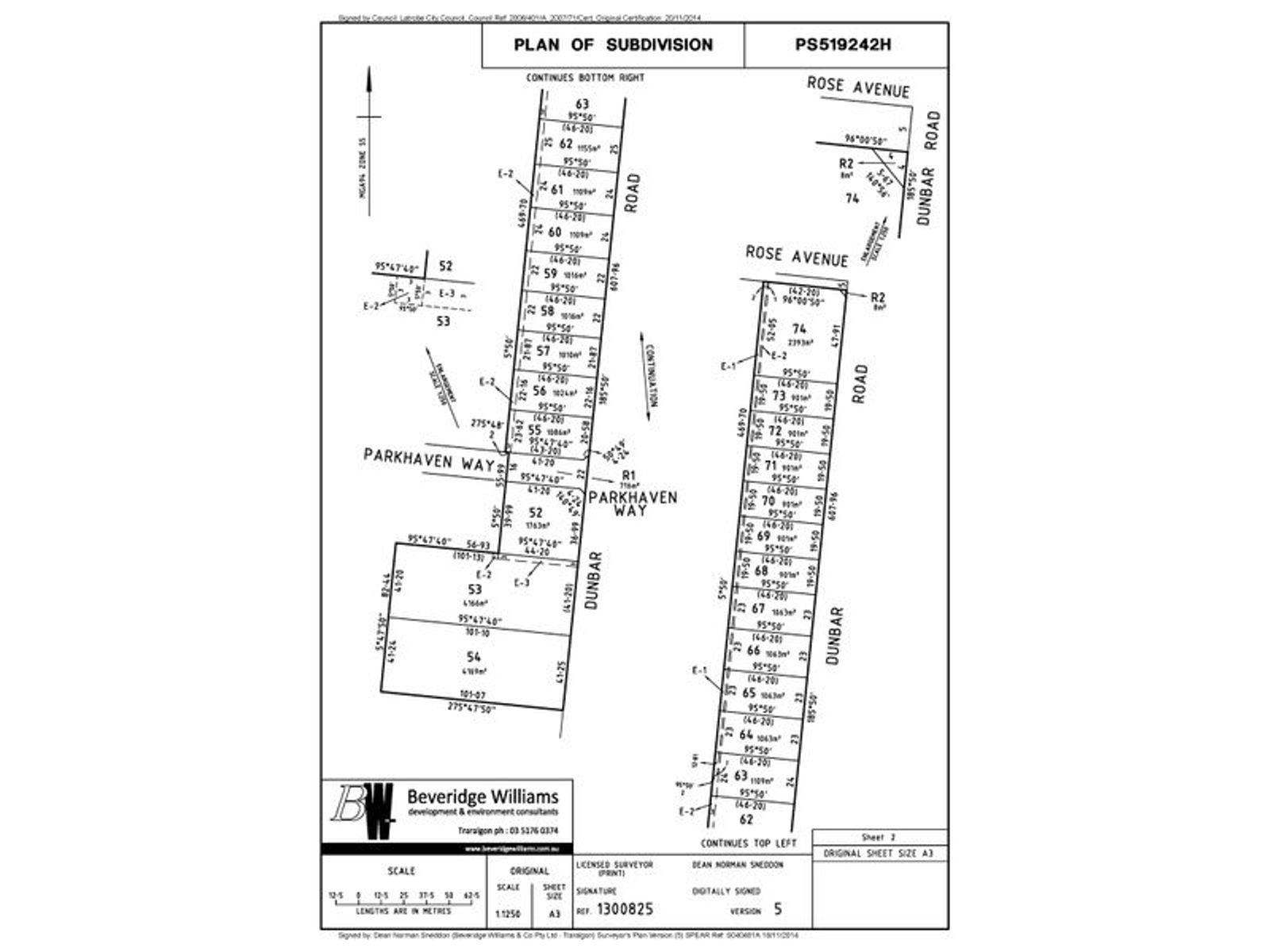 Lot 70 Dunbar Road, Traralgon, VIC 3844