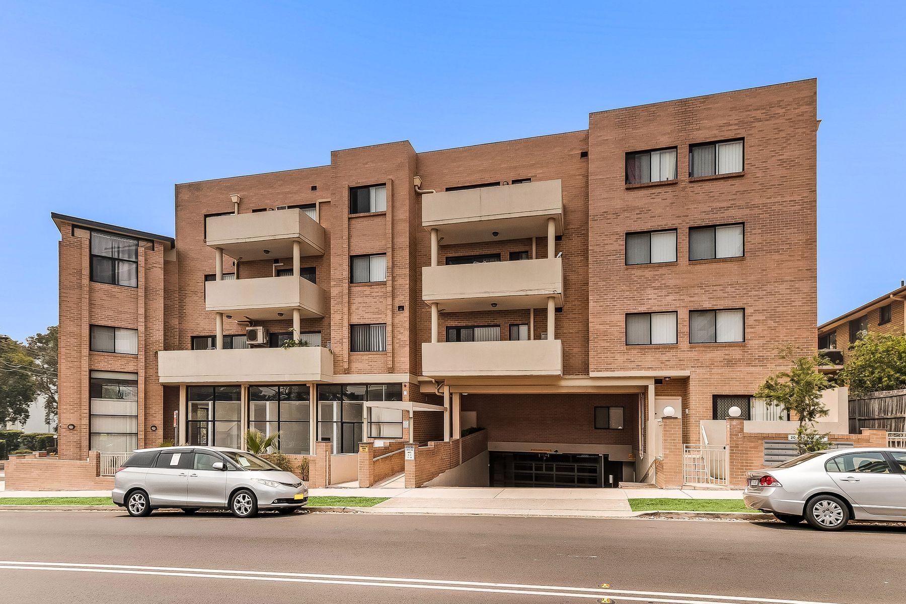 19/20-22 Hall Street, Auburn, NSW 2144