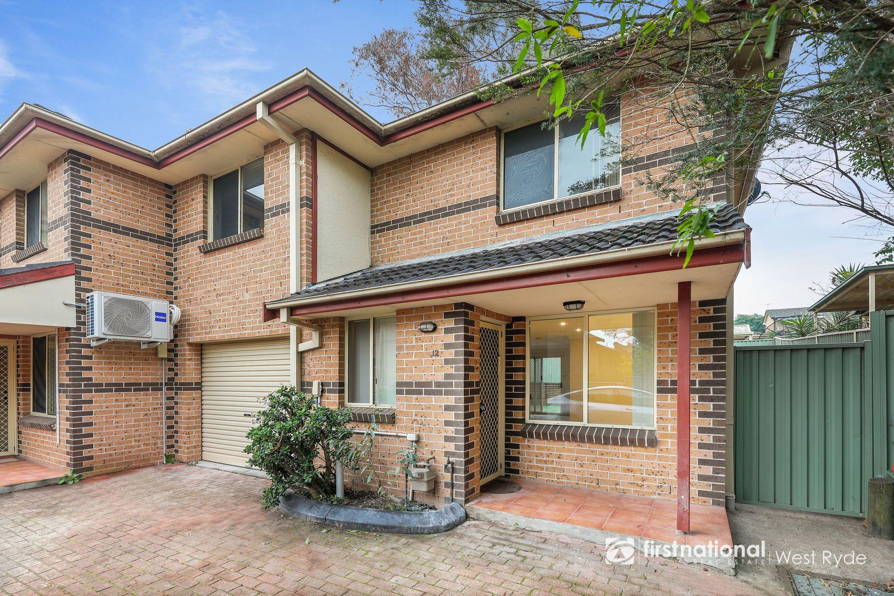 12/43 Metella Road, Toongabbie, NSW 2146