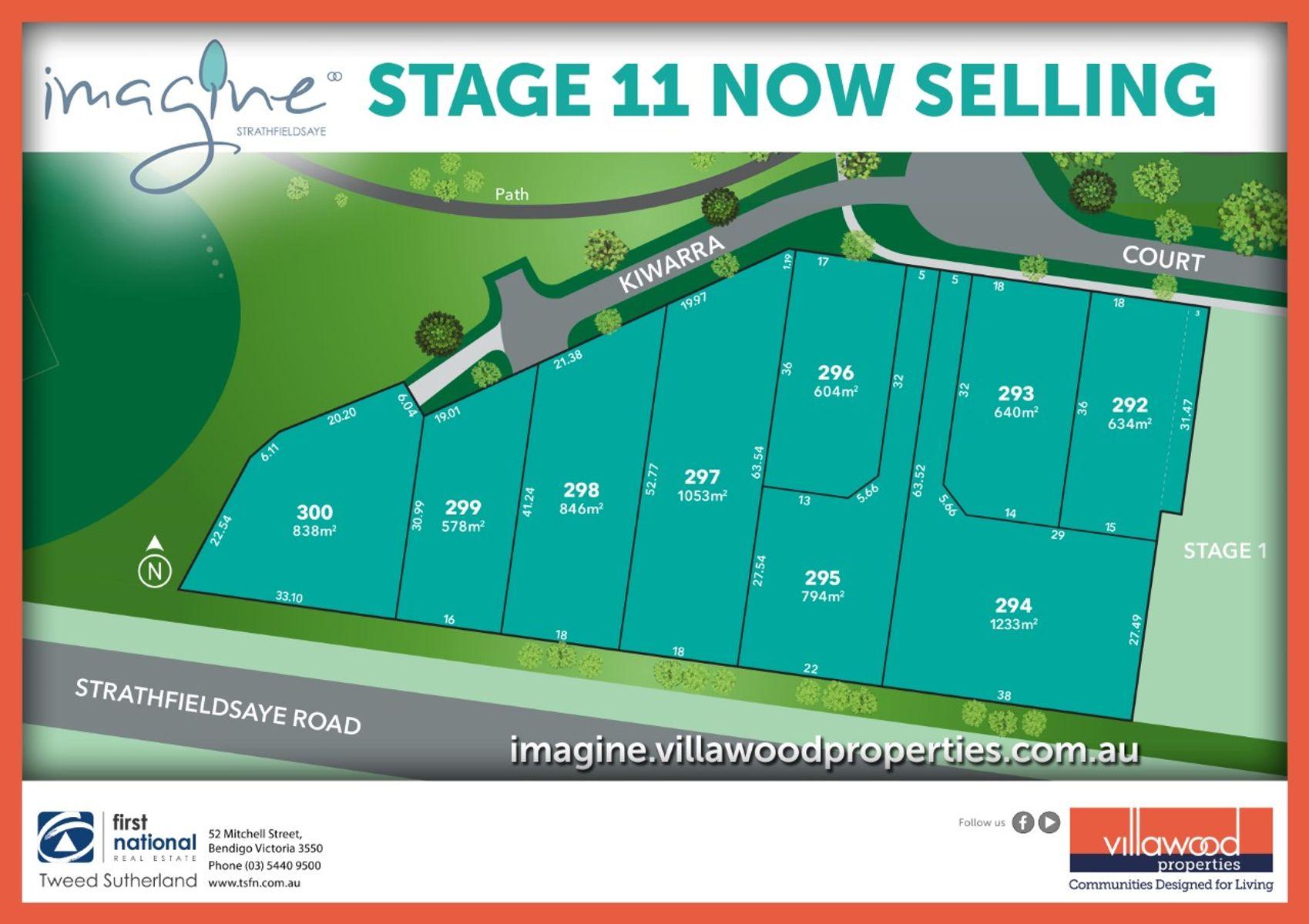 Stage 11 & 12 Imagine Estate, Strathfieldsaye, VIC 3551