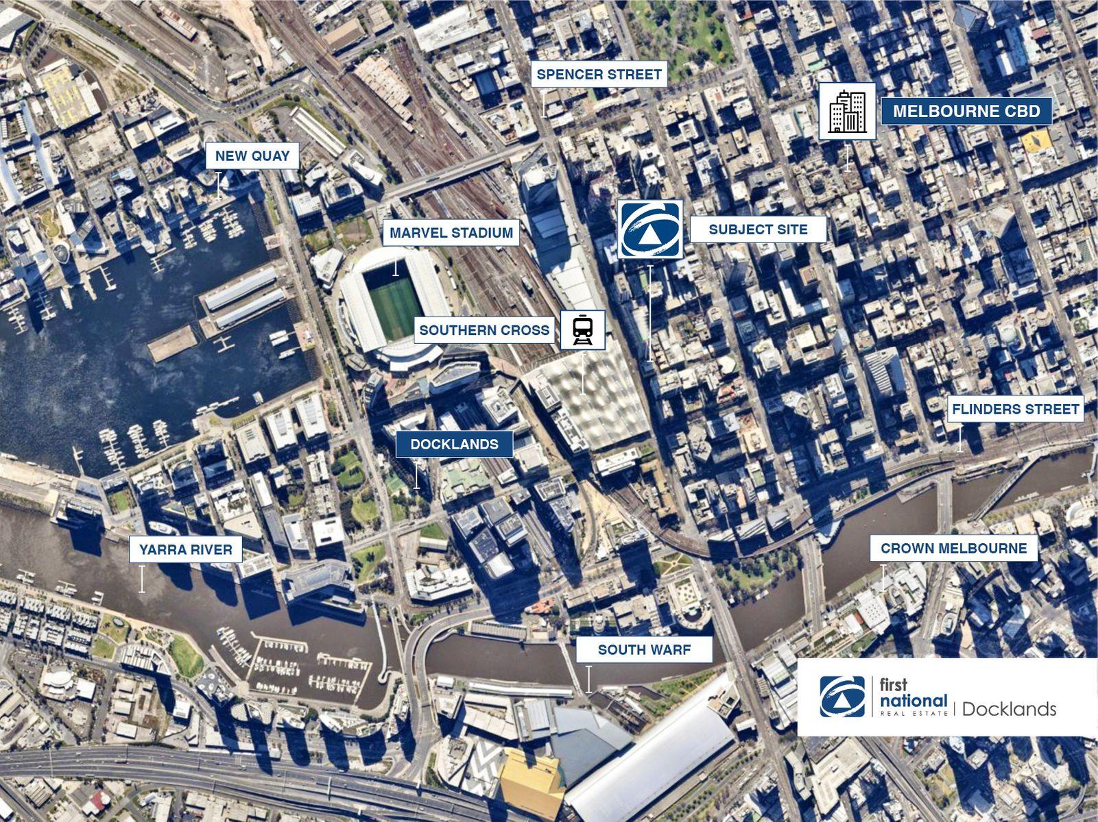 1701/134-160 Spencer Street, Melbourne, VIC 3000