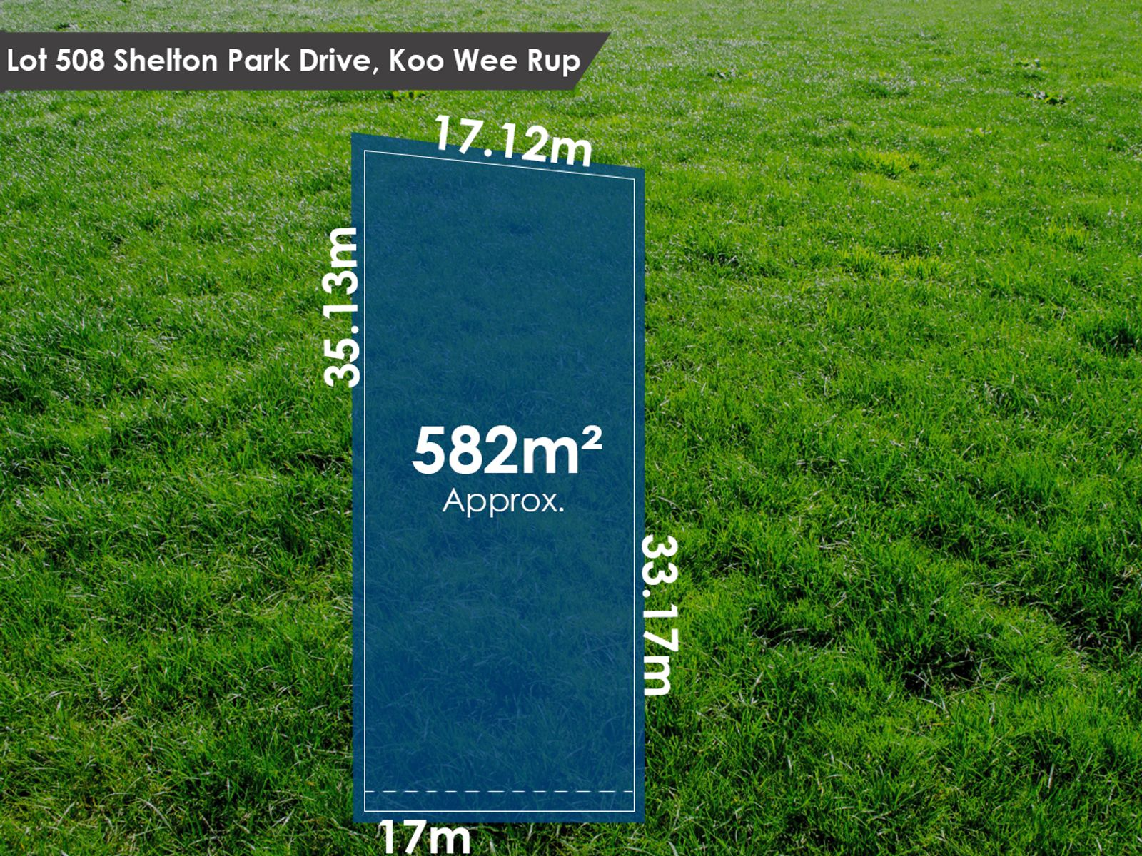 Lot 508 Shelton Park Drive, Koo Wee Rup, VIC 3981