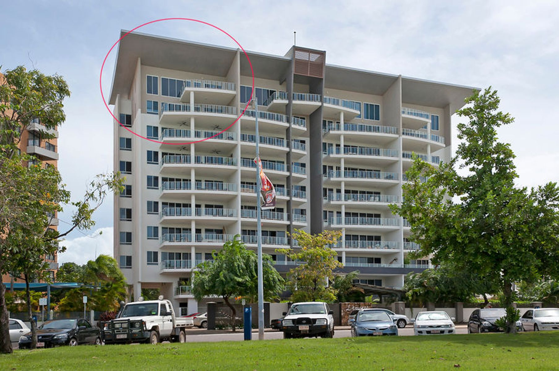 32/84 Esplanade, Darwin City, NT 0800