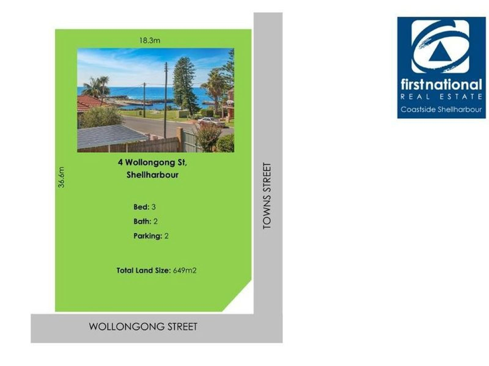 4 Wollongong Street, Shellharbour, NSW 2529