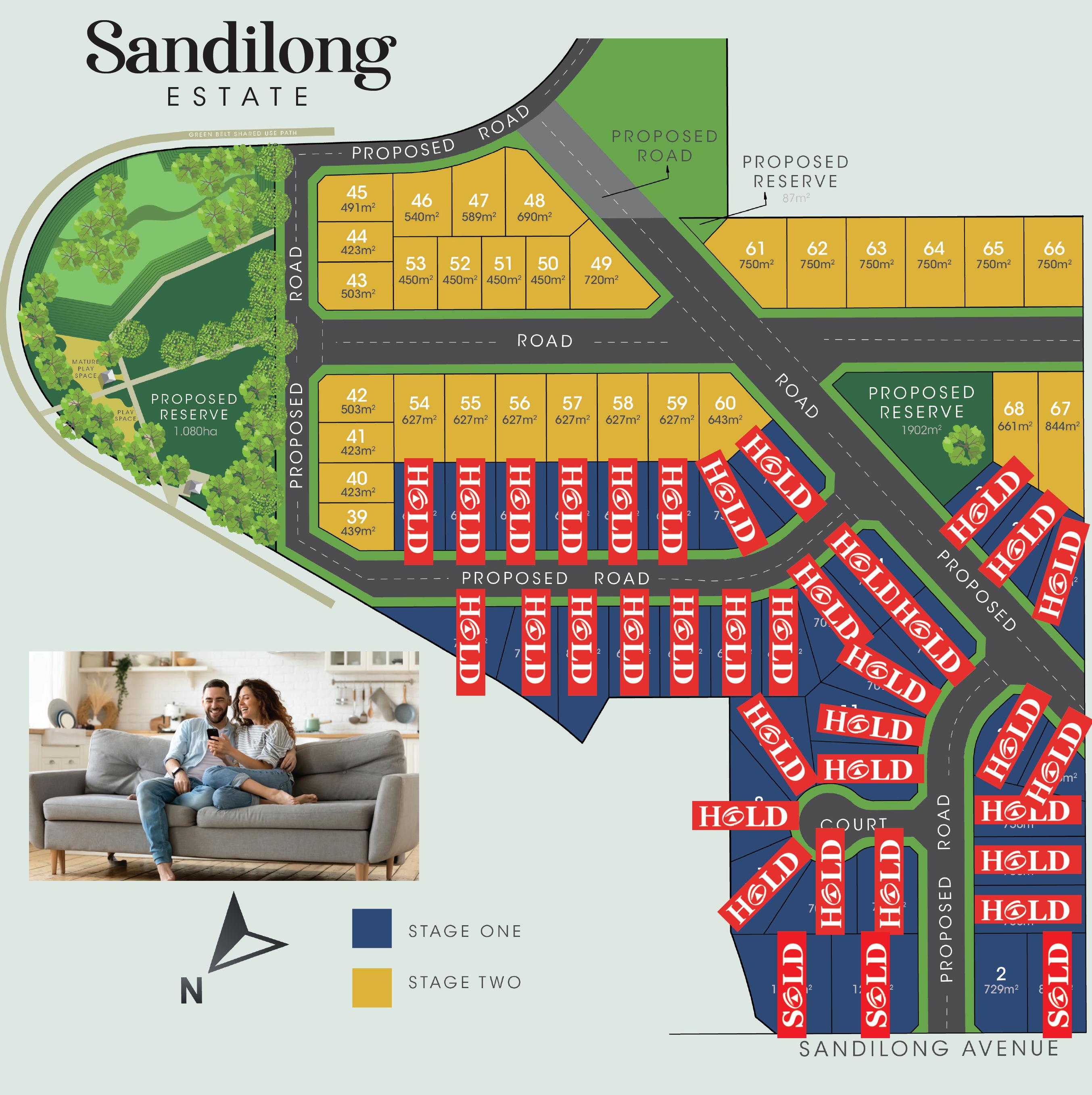 Lot 2/700 Sandilong Avenue, Irymple, VIC 3498