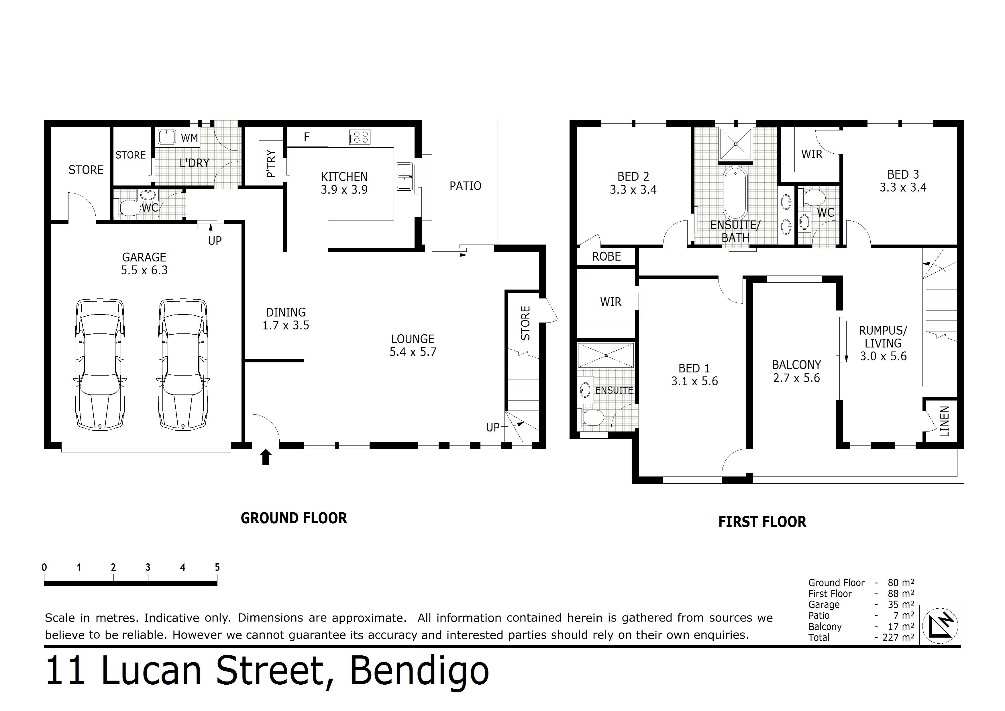 11 Lucan Street, Bendigo, VIC 3550