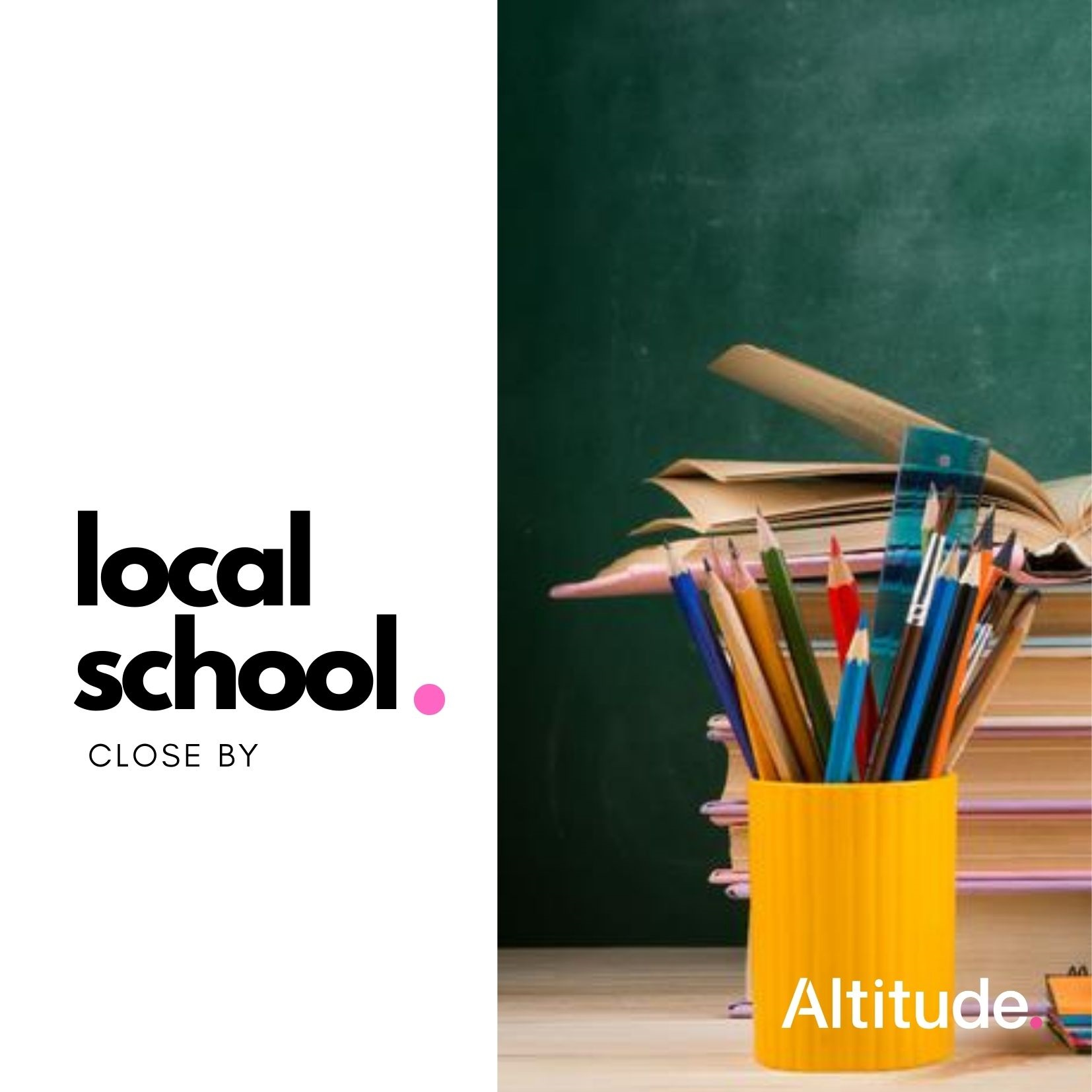 Leasing Campaign   Local School Close By