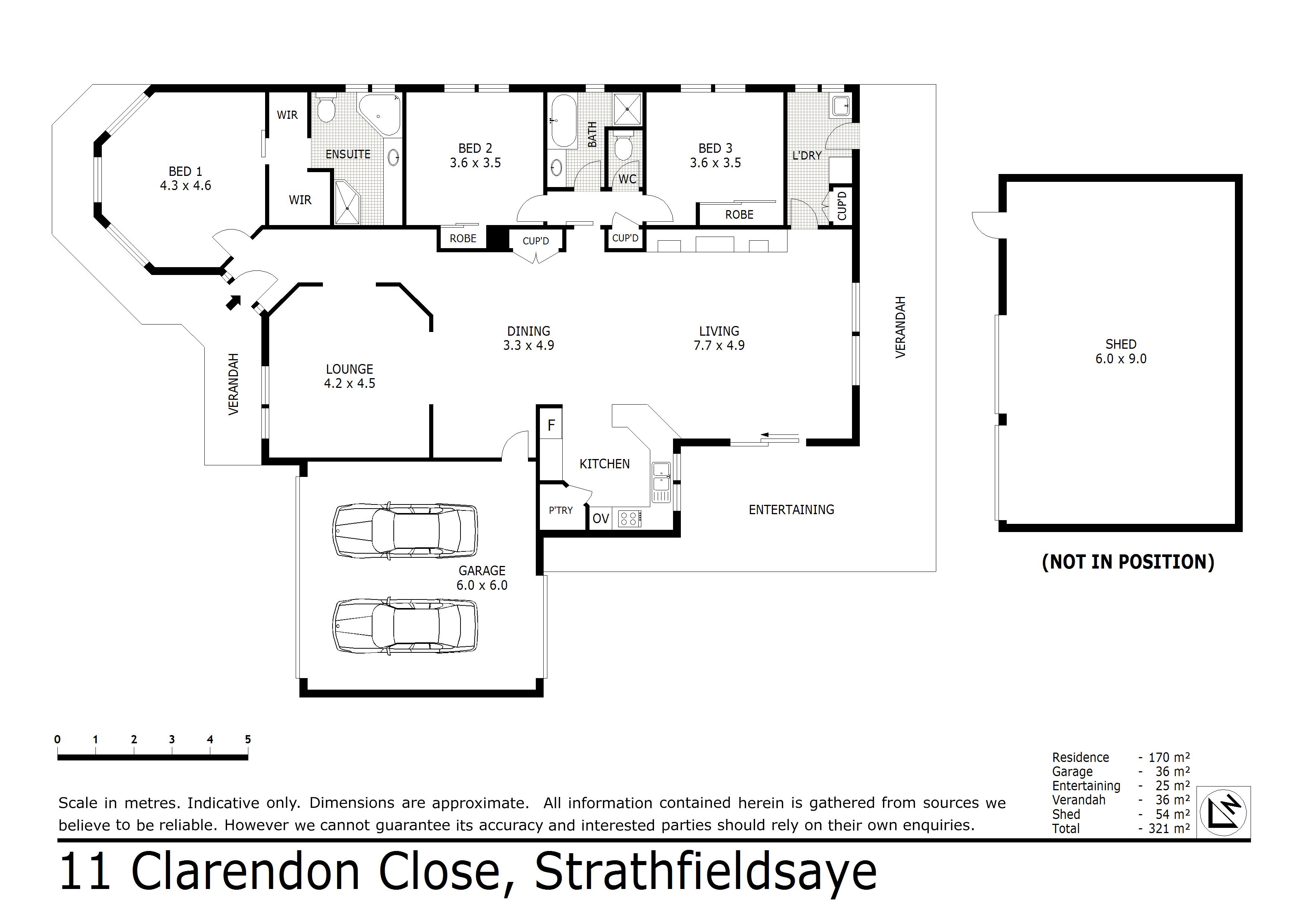 11 Clarendon Close, Strathfieldsaye, VIC 3551