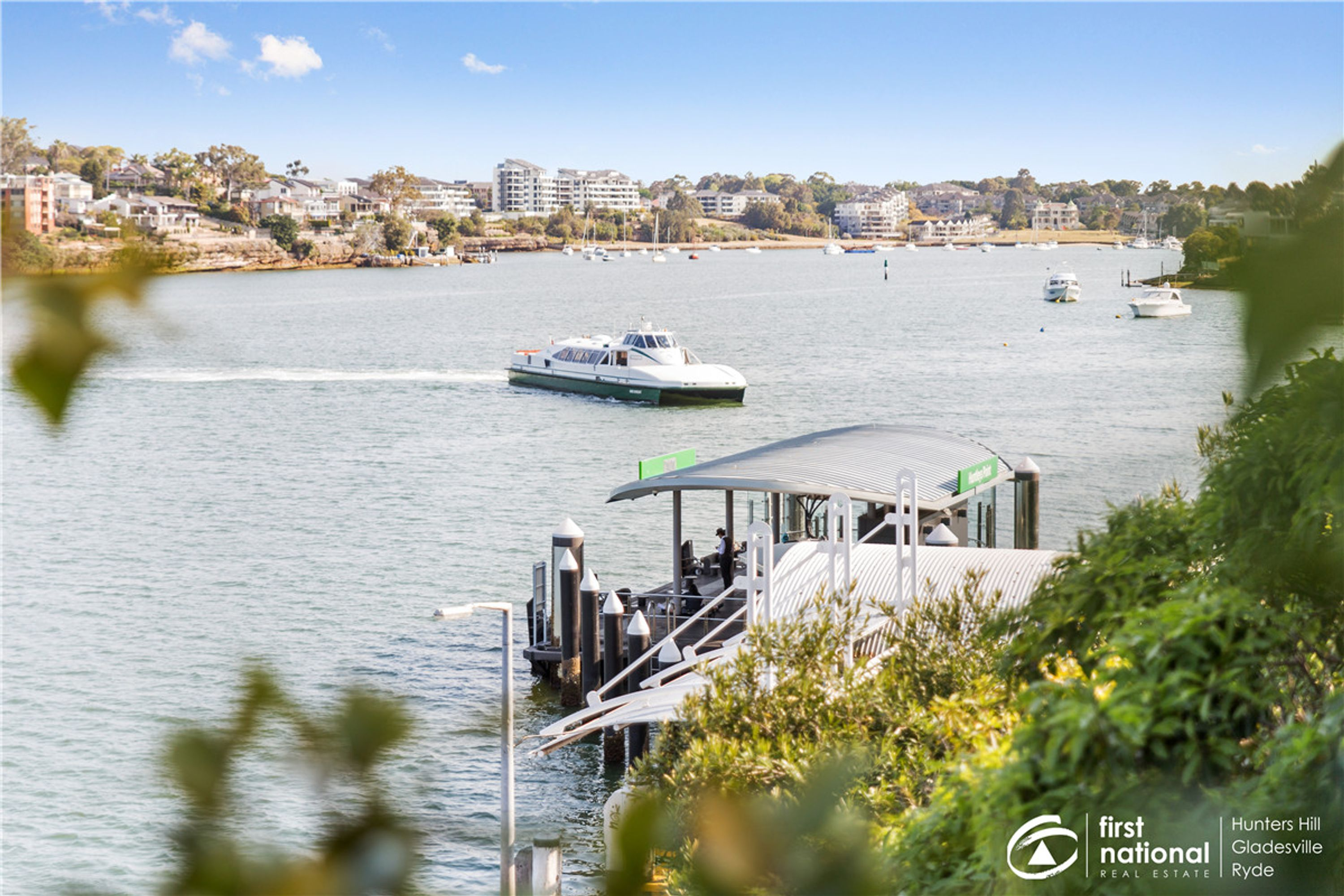 4/297 Victoria Road (access/entrance via Stansell St), Gladesville, NSW 2111