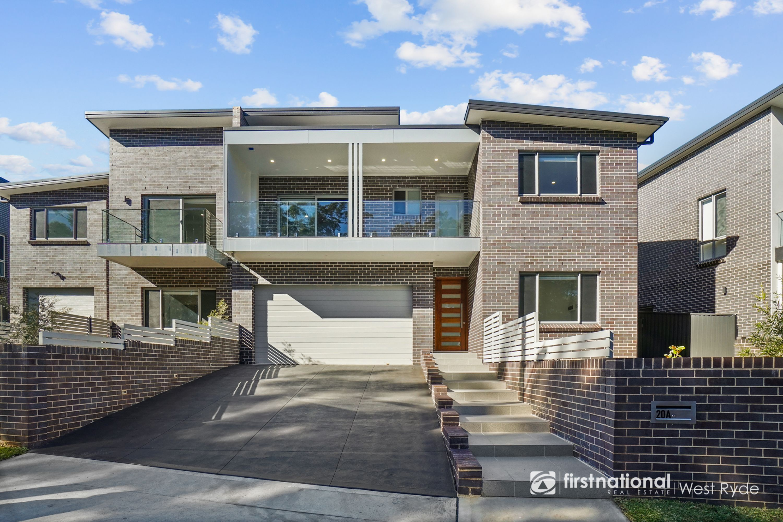 20A Yarrabee Road, Winston Hills, NSW 2153