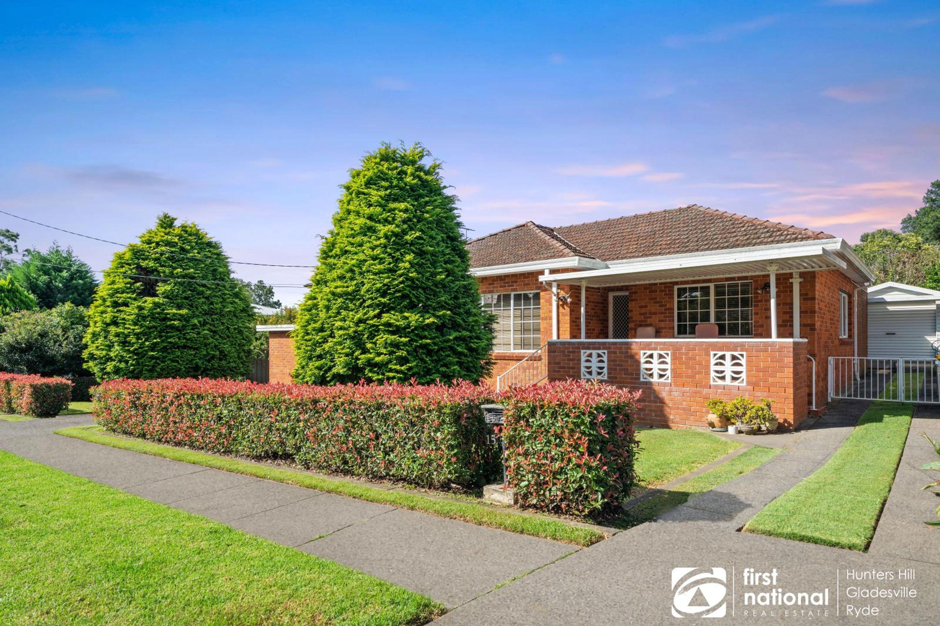 15 Blamey Street, North Ryde, NSW 2113
