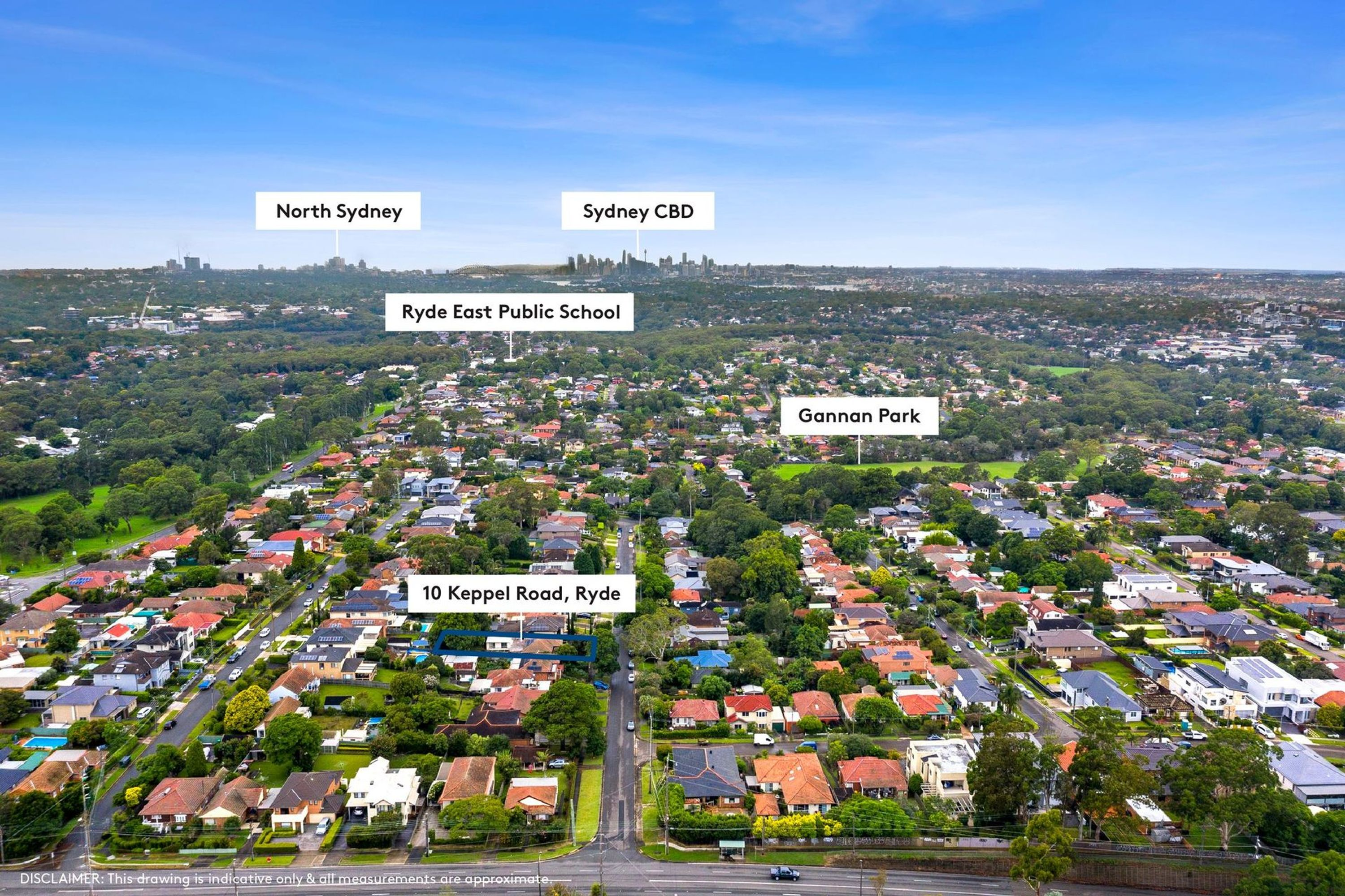 10 Keppel Road, Ryde, NSW 2112