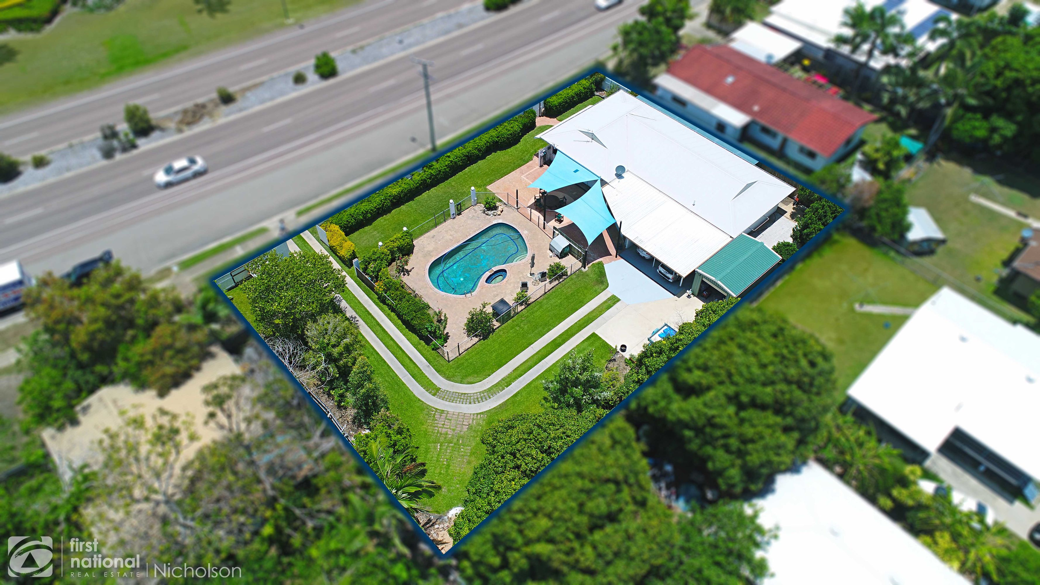 613-615 Ross River Road, Kirwan, QLD 4817