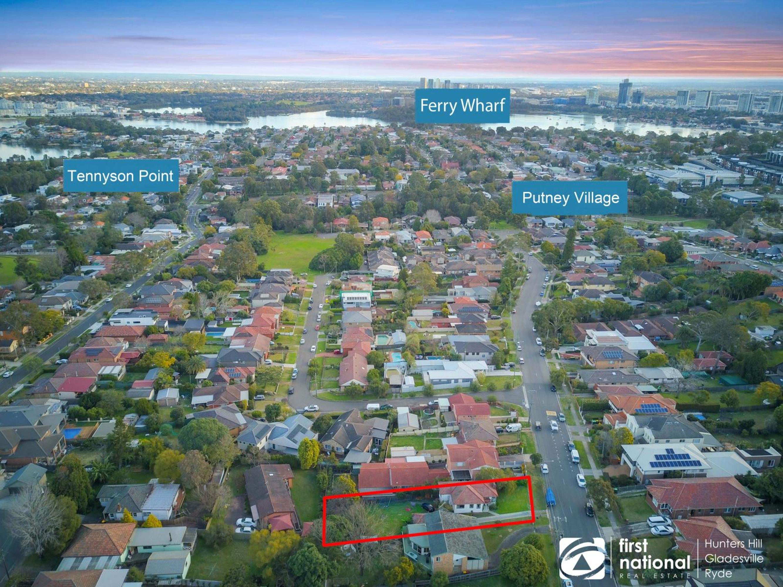 12 Frederick Street, Ryde, NSW 2112