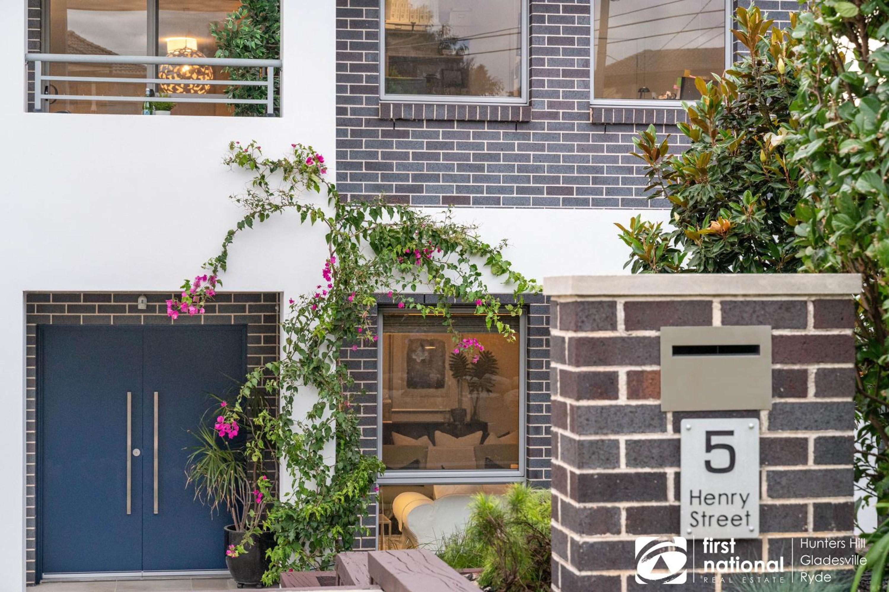 5 Henry Street, Ryde, NSW 2112