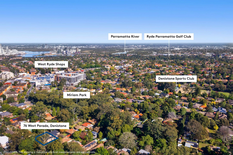 76 West Parade, Denistone, NSW 2114