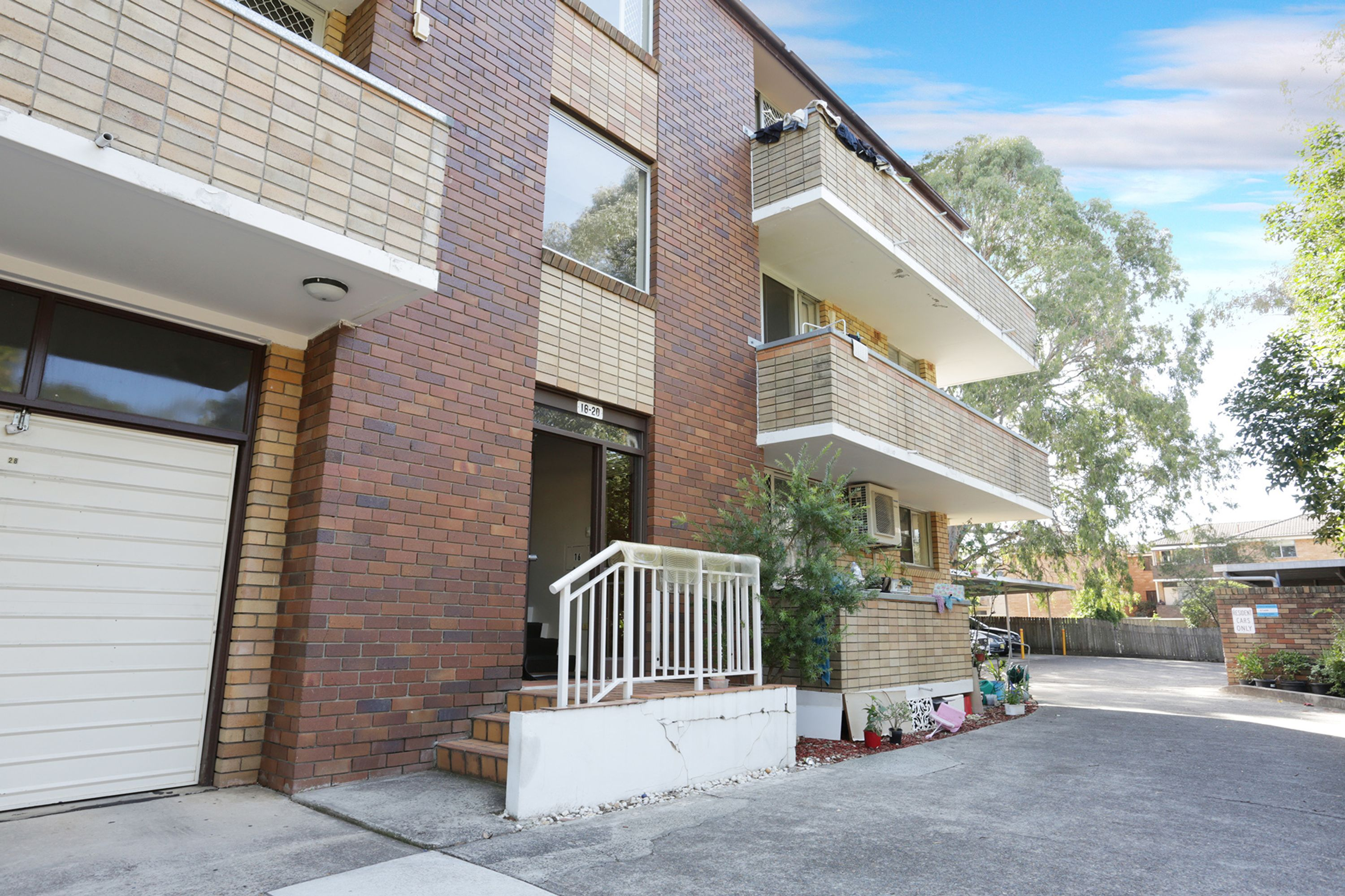 19/23 St Anne Street, Merrylands, NSW 2160