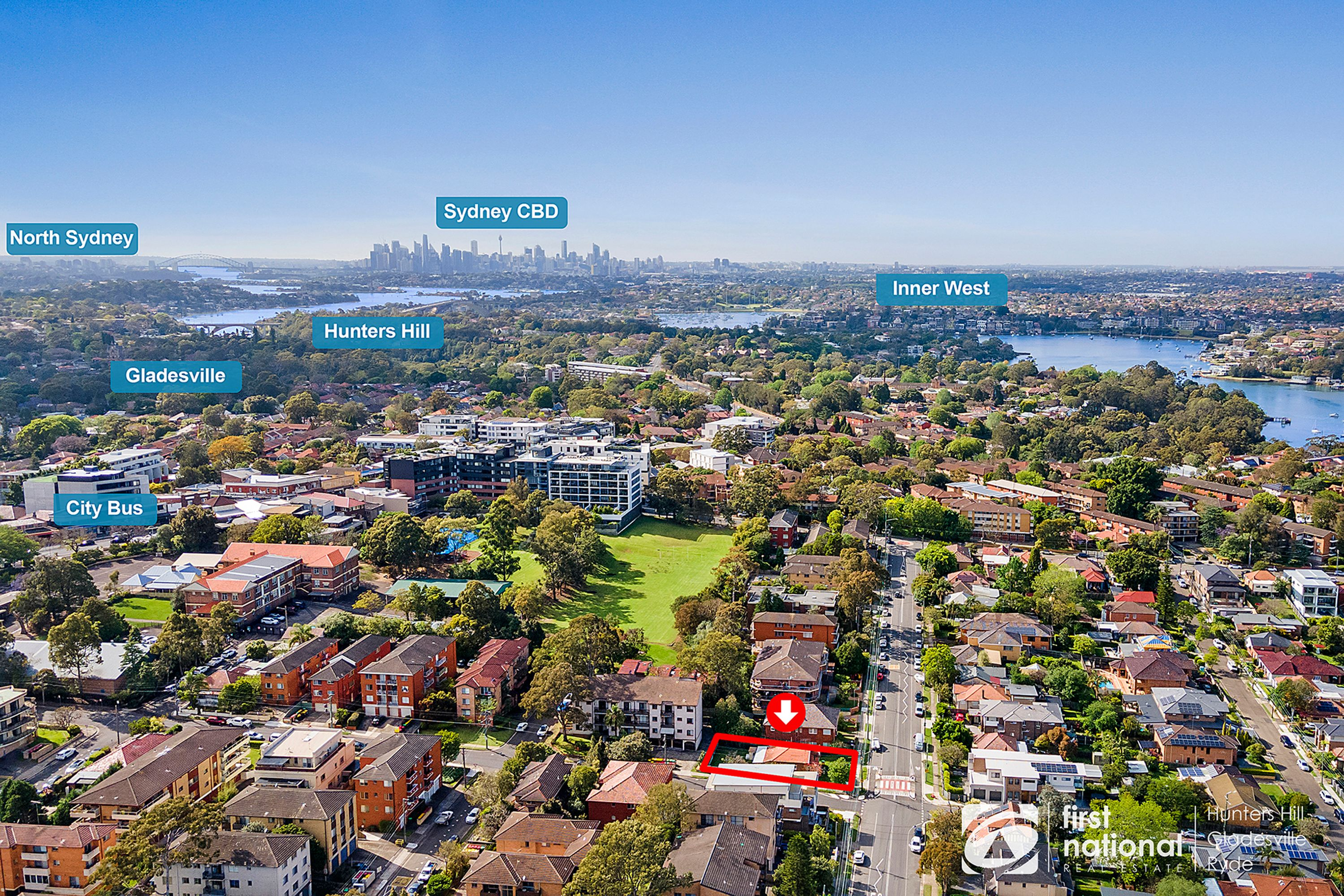 21 Morrison Road, Gladesville, NSW 2111