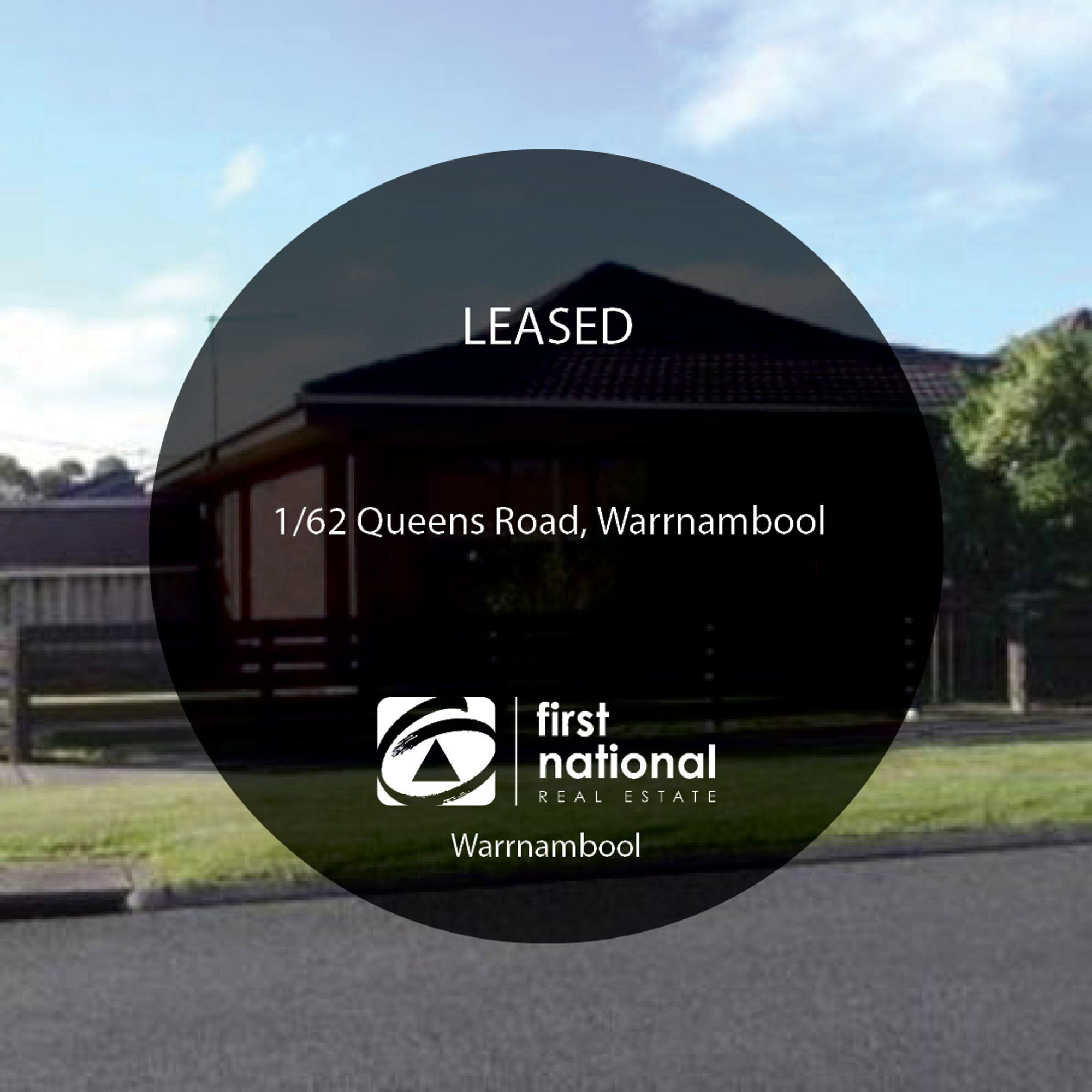 1/62 Queens Road, Warrnambool, VIC 3280