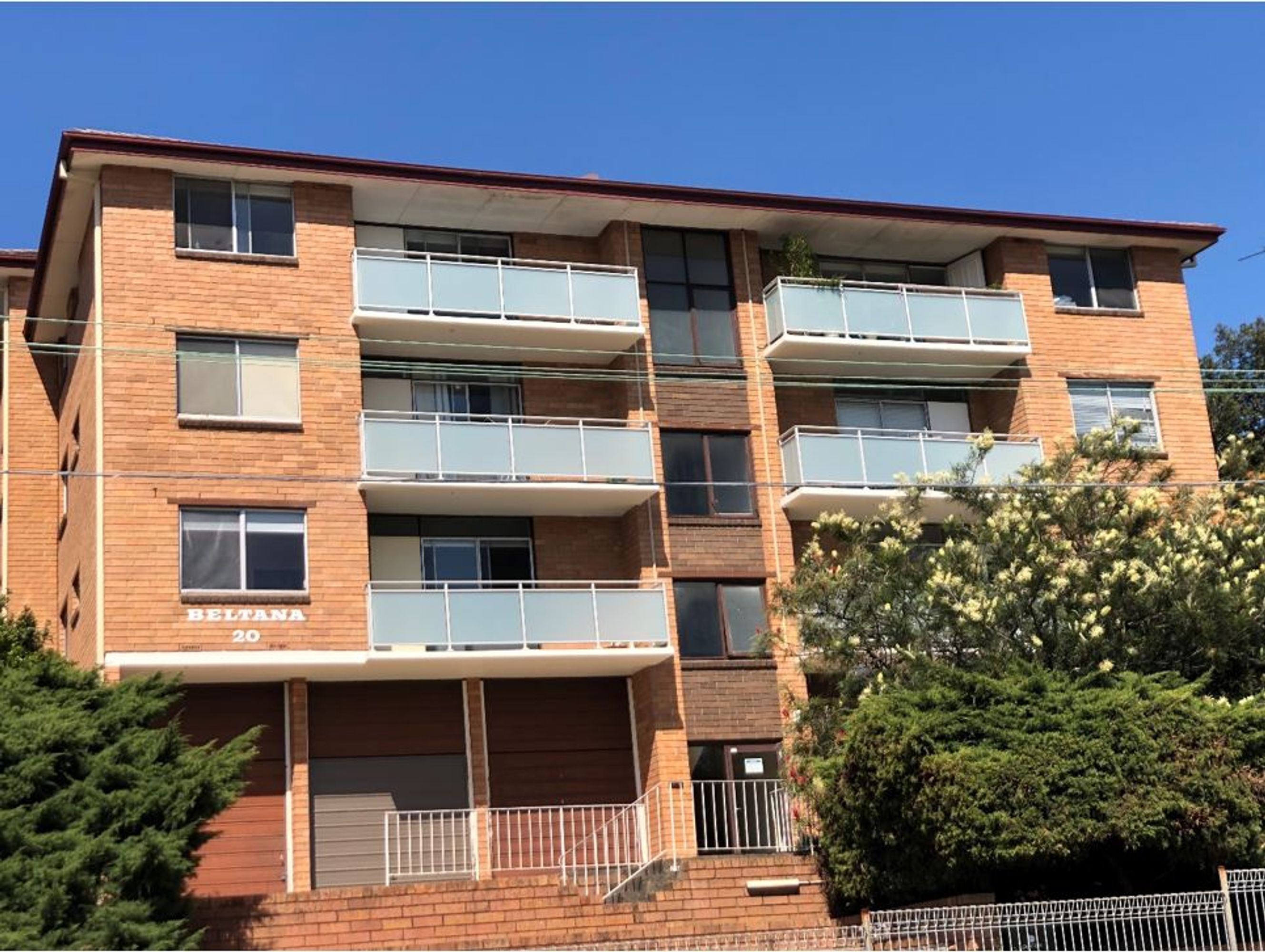6/20 Belmore Street, Ryde, NSW 2112