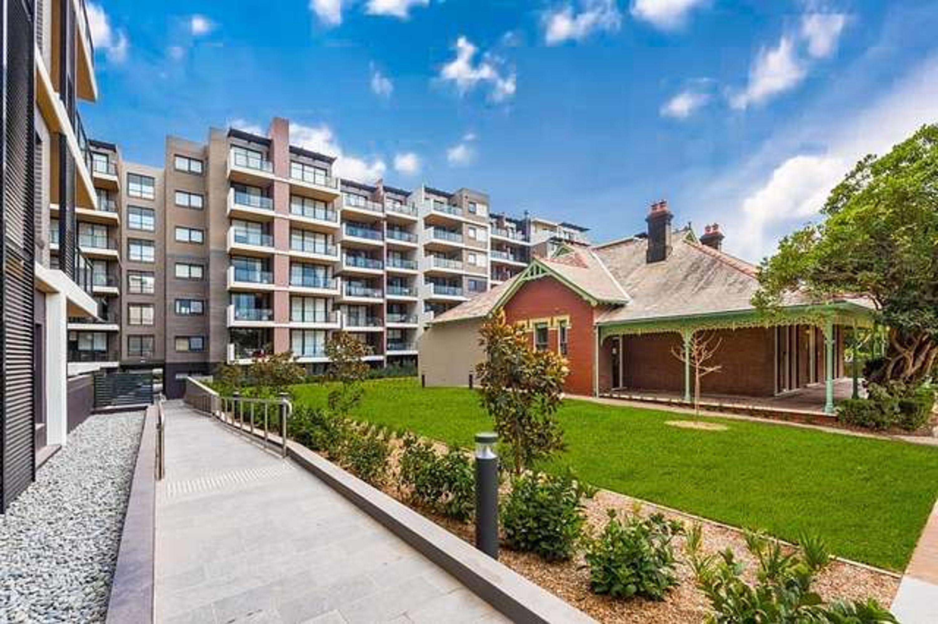 D4056/2D Porter Street, Ryde, NSW 2112