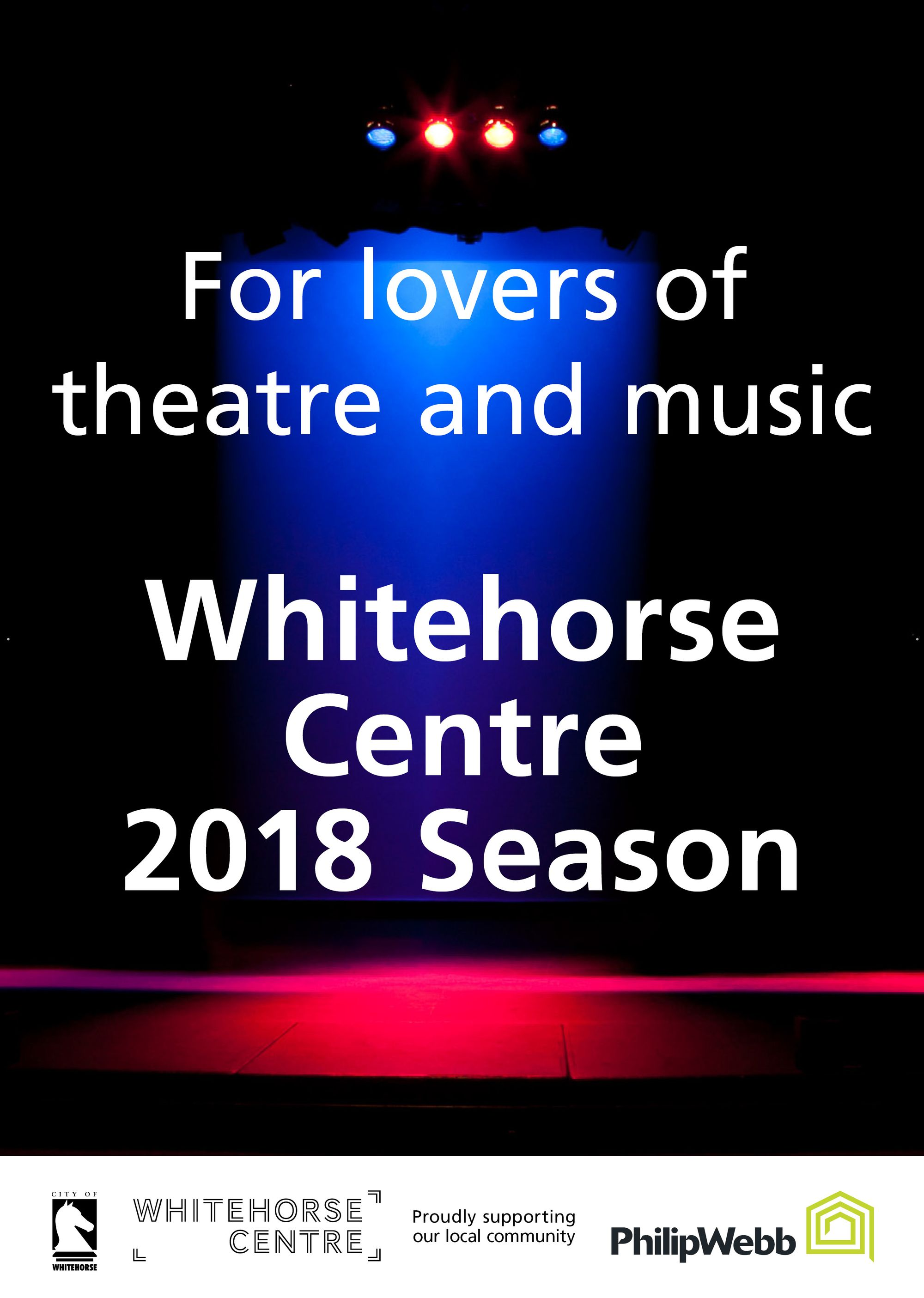 Whitehorse Centre 2018 Season