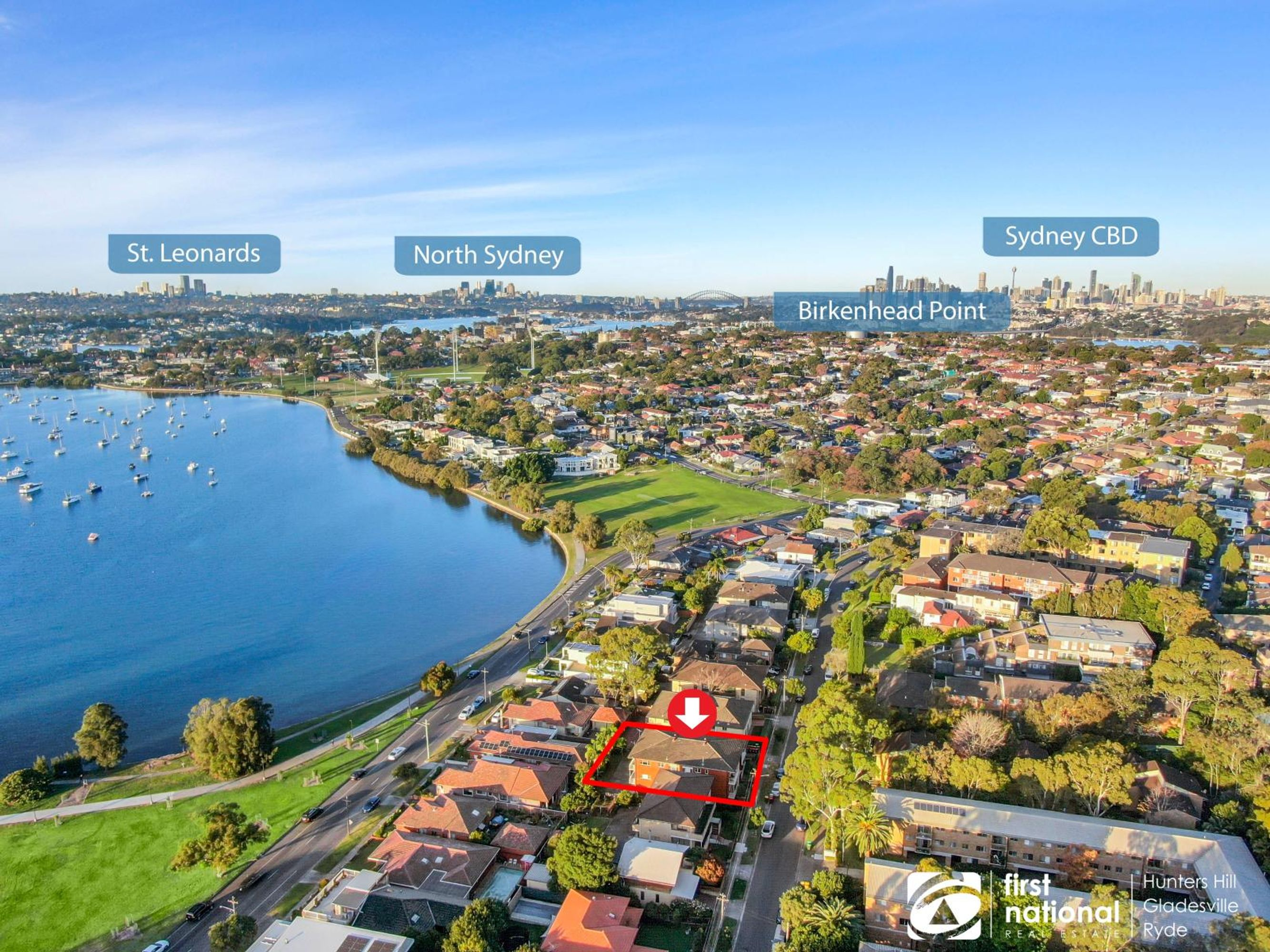 4/30 Bay Road, Russell Lea, NSW 2046