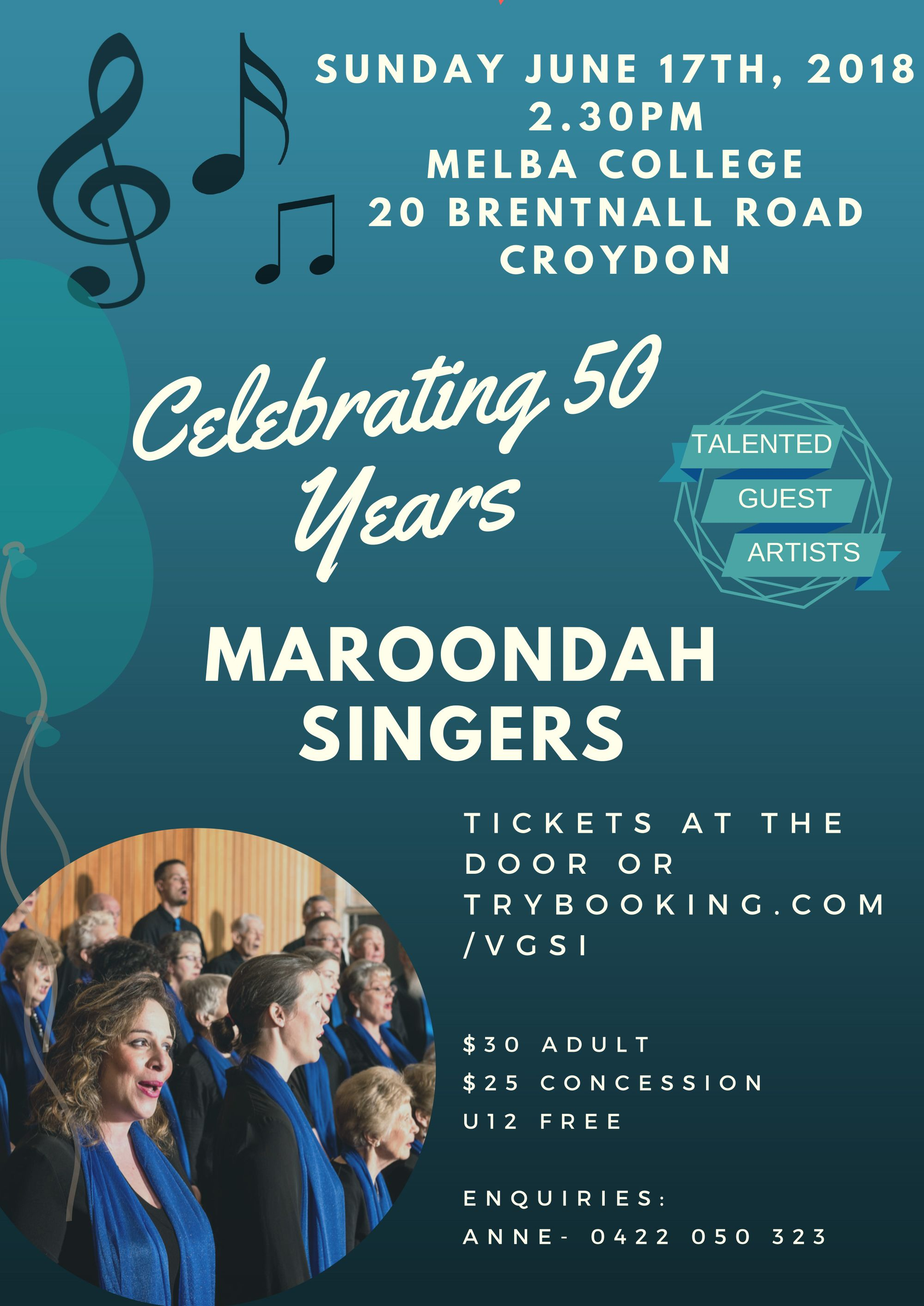 Maroondah Singers