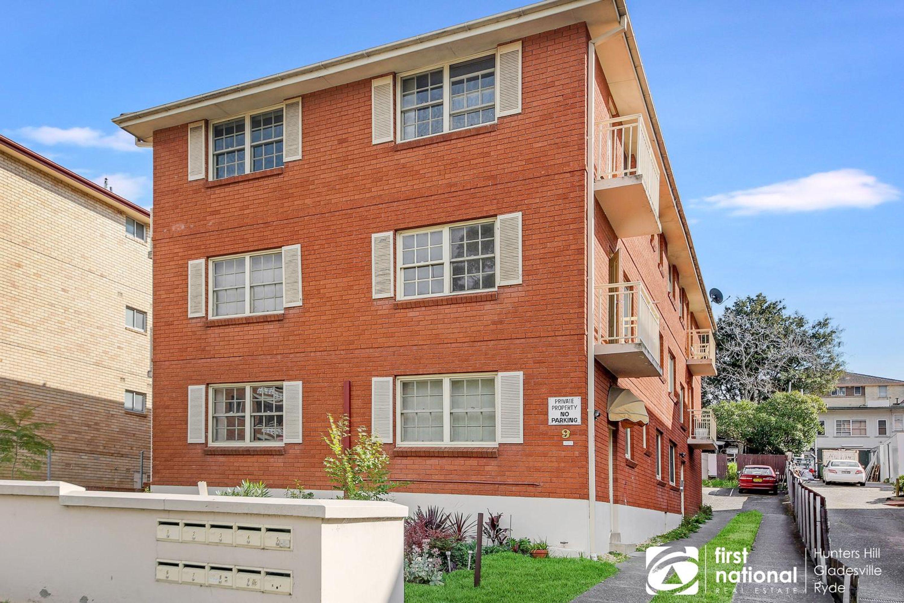 3/9 Edward Street, Ryde, NSW 2112