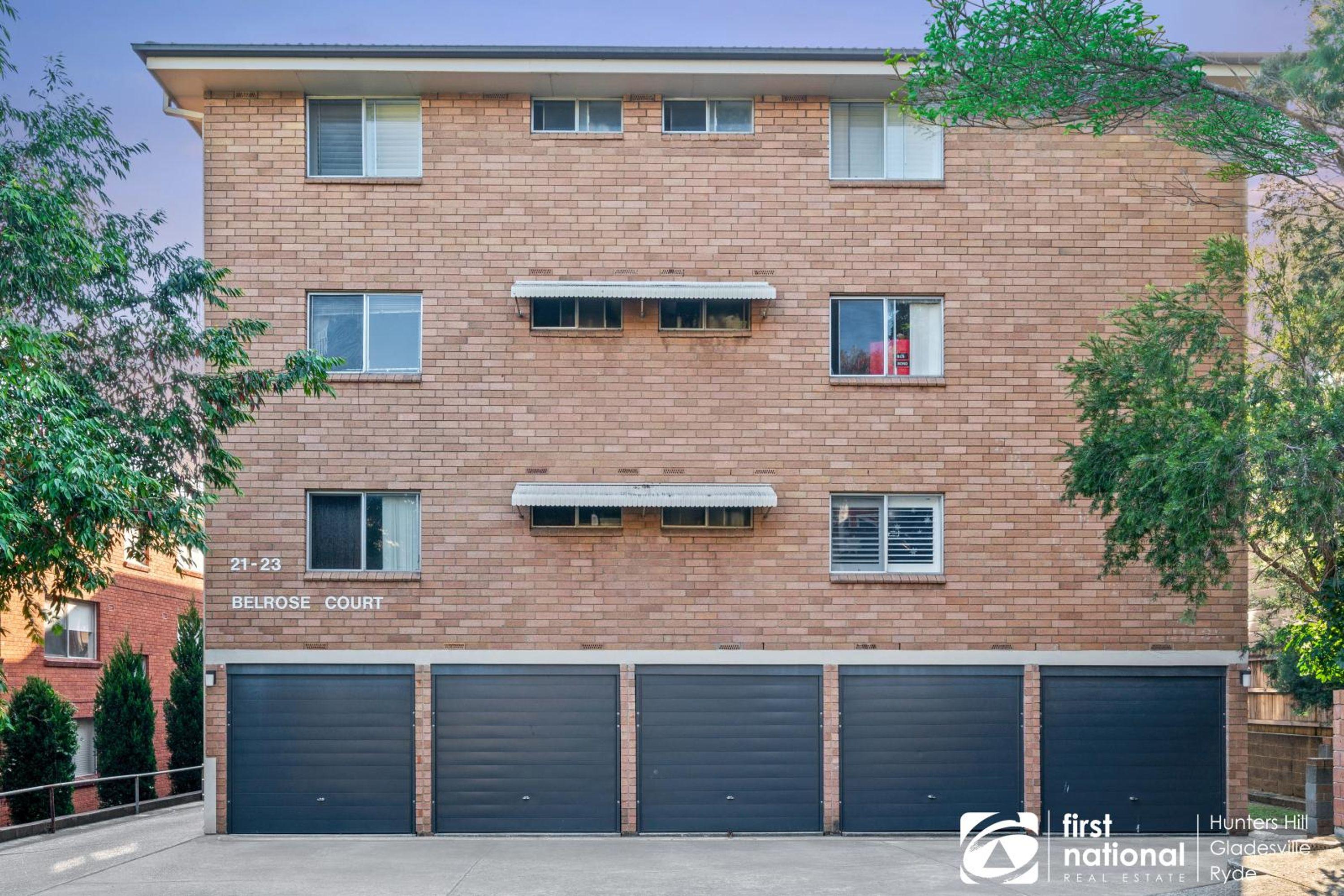 17/21 Pearson Street, Gladesville, NSW 2111