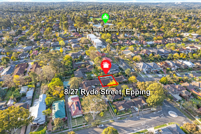 8/27-33 Ryde Street, Epping, NSW 2121