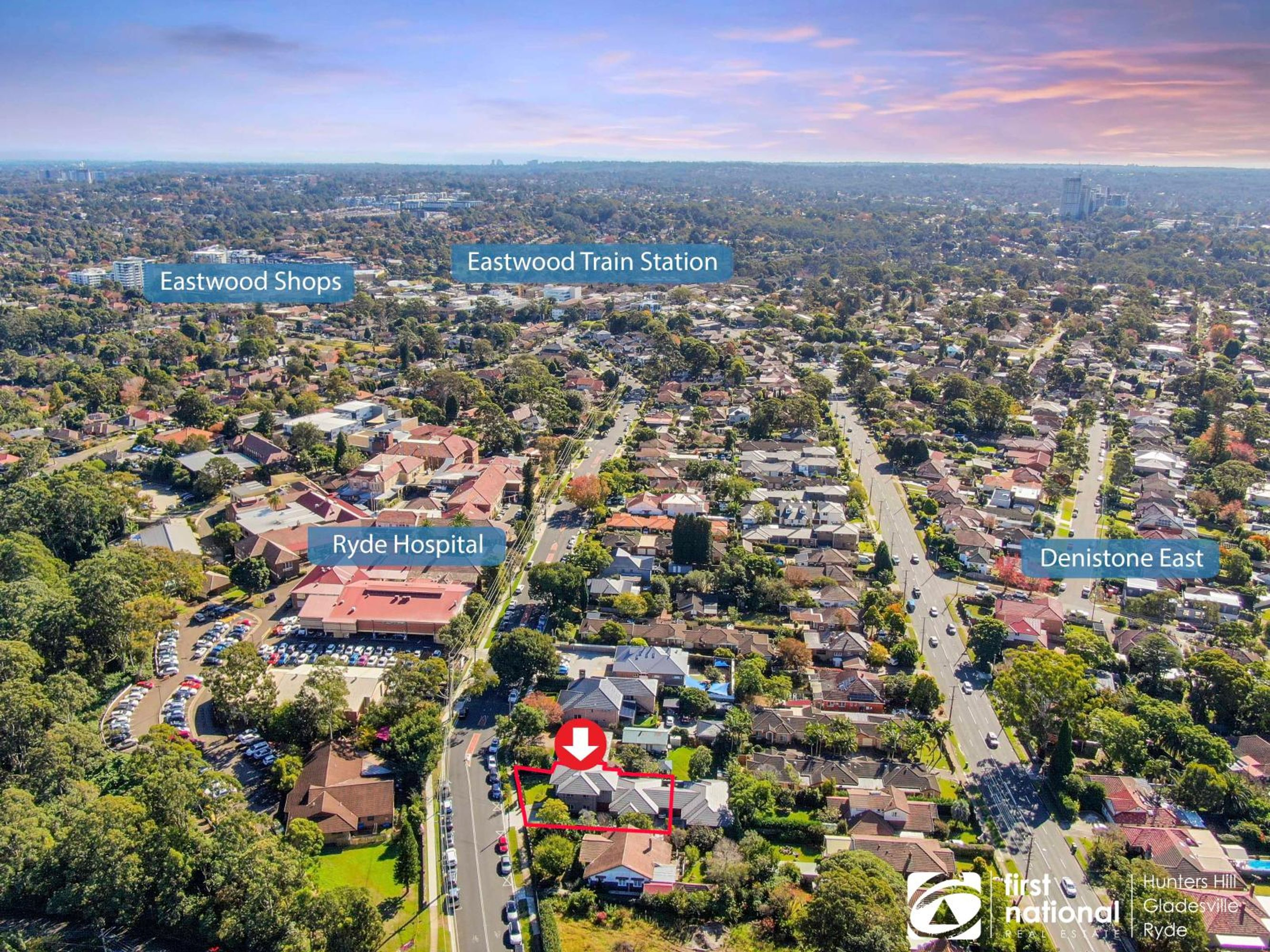 2/64 Denistone Road, Denistone, NSW 2114